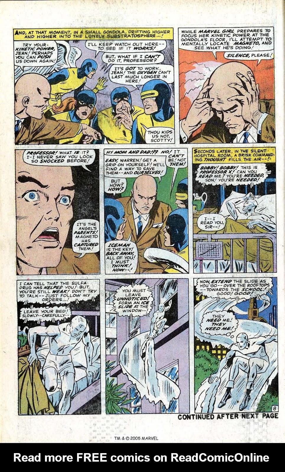 Uncanny X-Men (1963) issue 70 - Page 34
