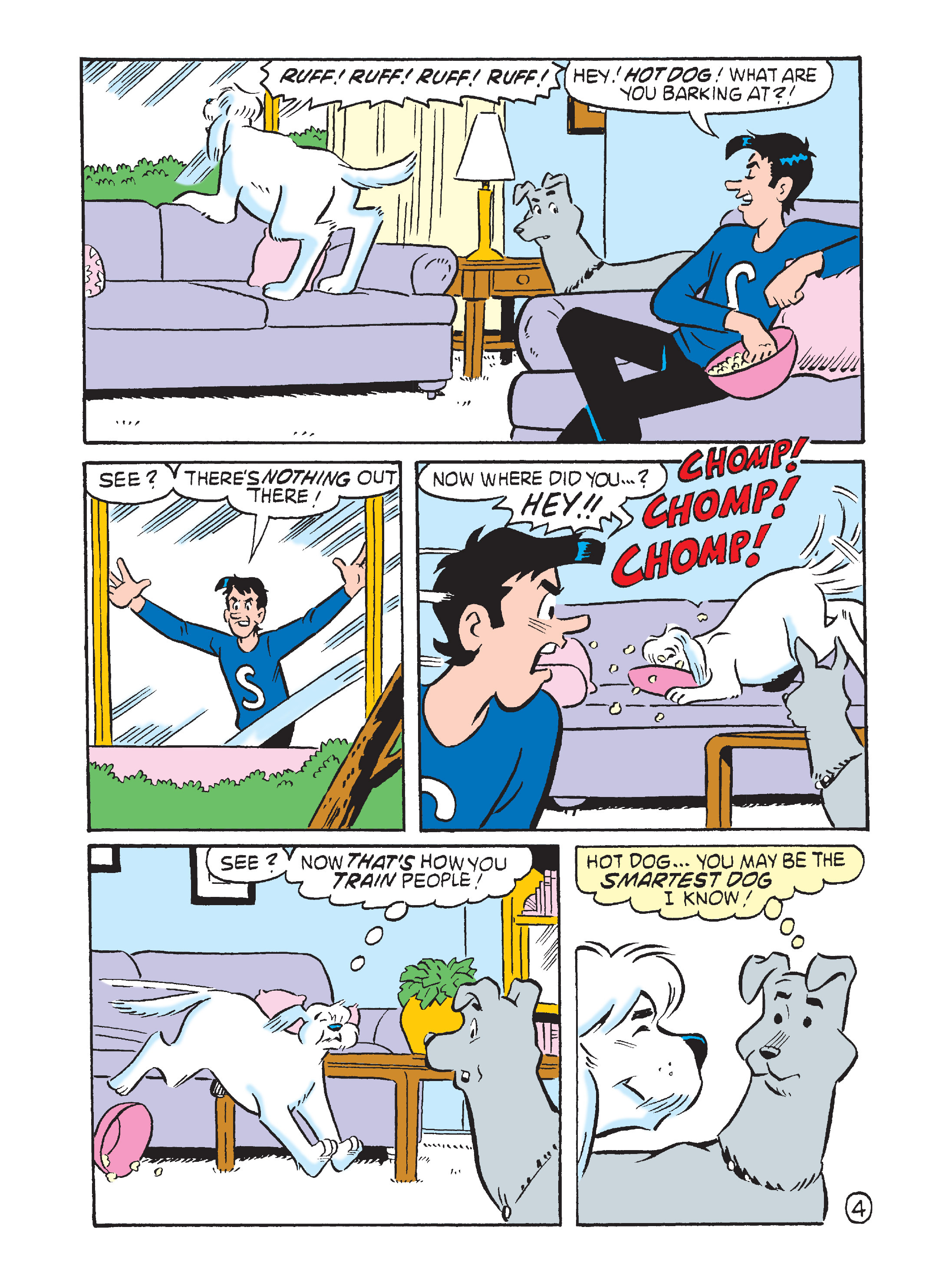 Read online Archie's Funhouse Double Digest comic -  Issue #8 - 32