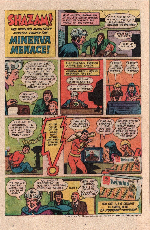 Read online Shazam! (1973) comic -  Issue #21 - 13