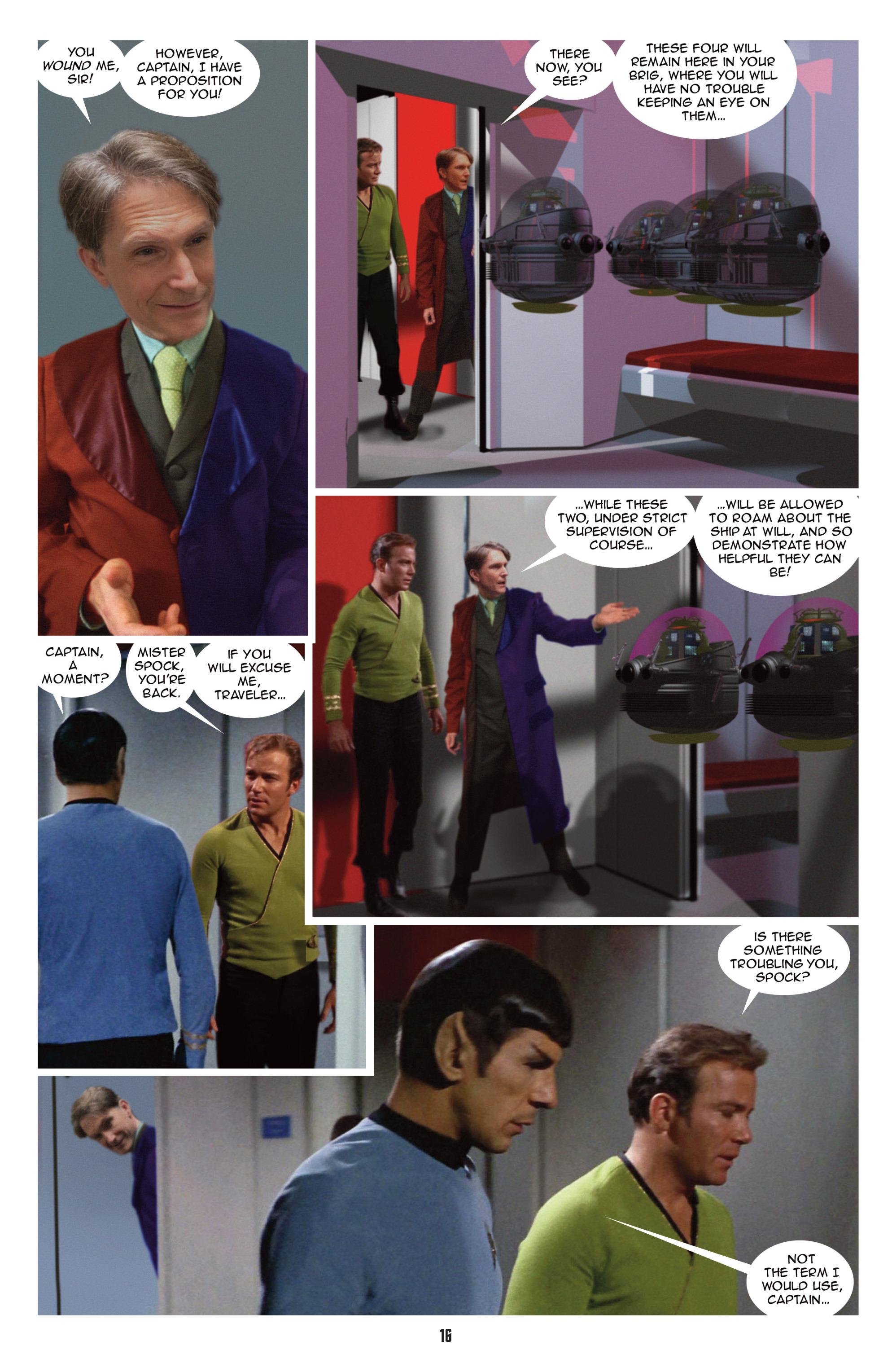 Read online Star Trek: New Visions comic -  Issue #15 - 18