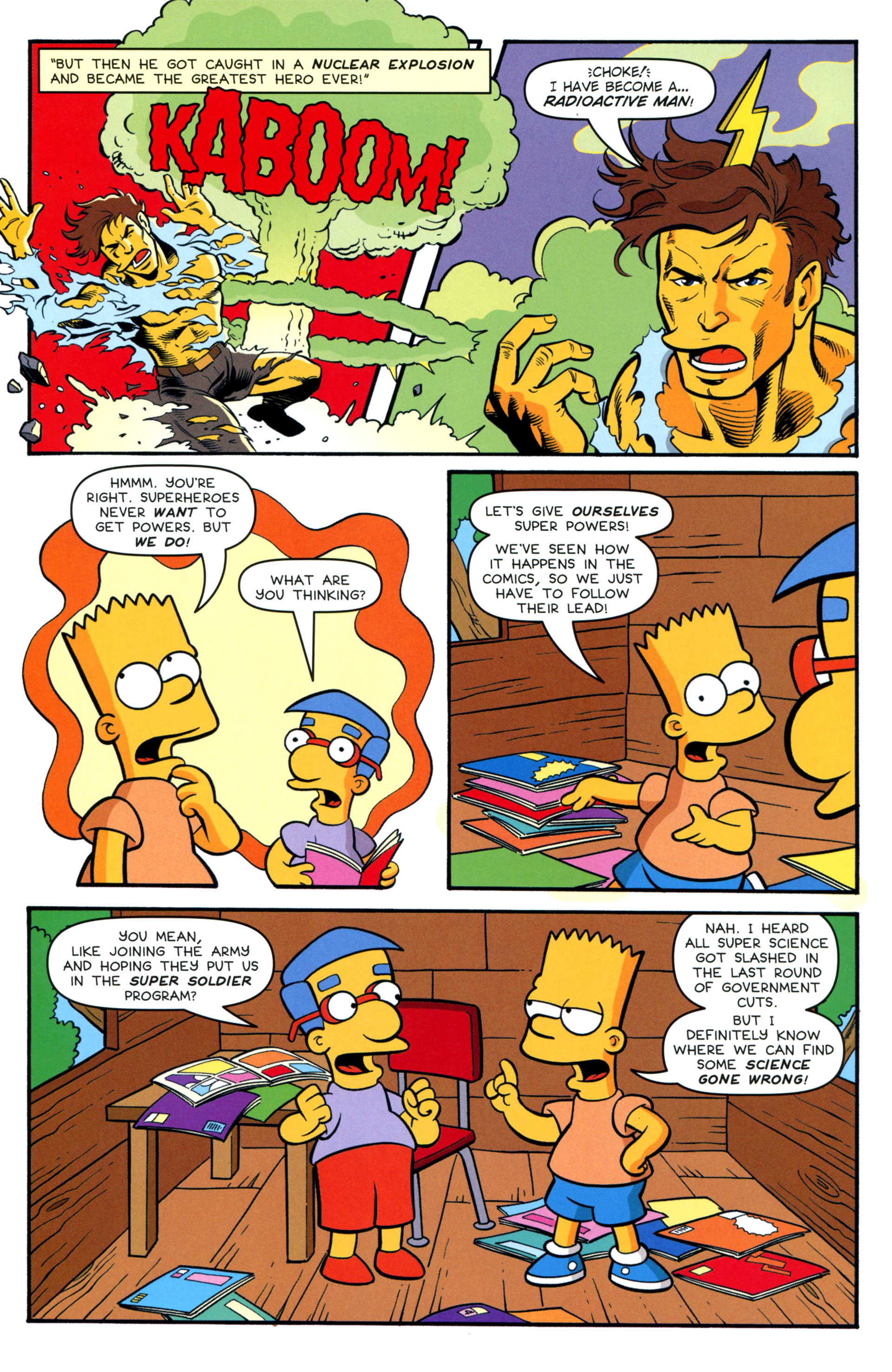 Read online Simpsons Comics Presents Bart Simpson comic -  Issue #86 - 20
