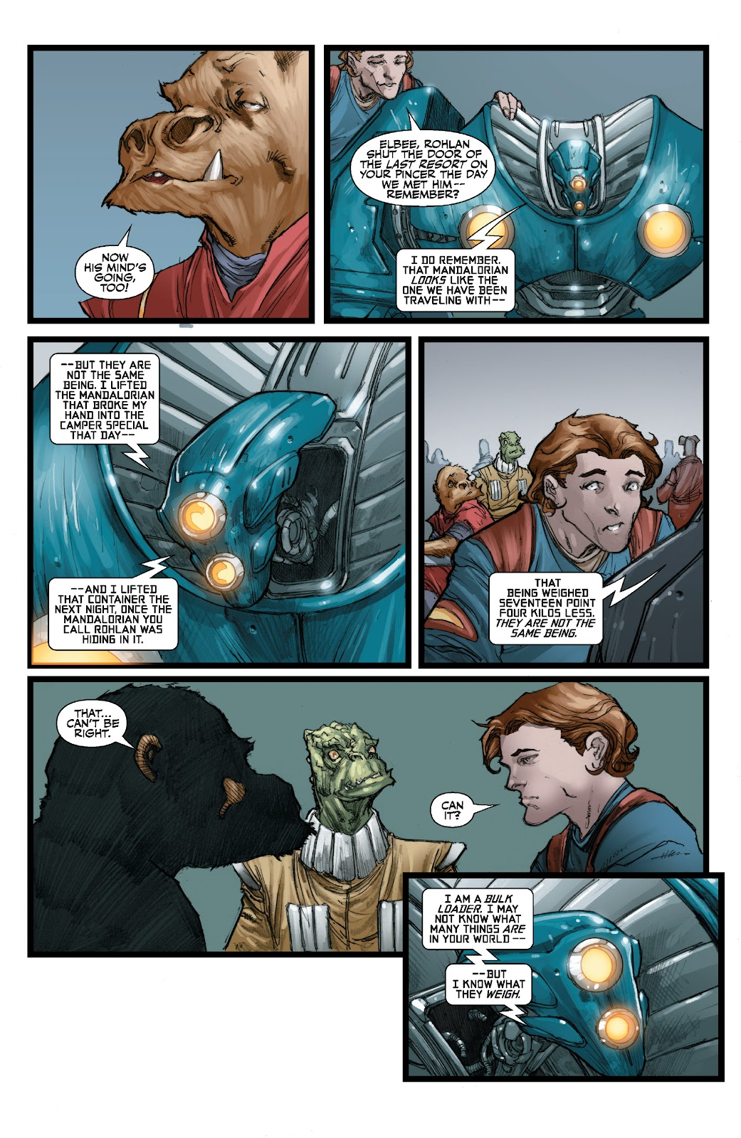 Read online Star Wars Legends: The Old Republic - Epic Collection comic -  Issue # TPB 3 (Part 3) - 22