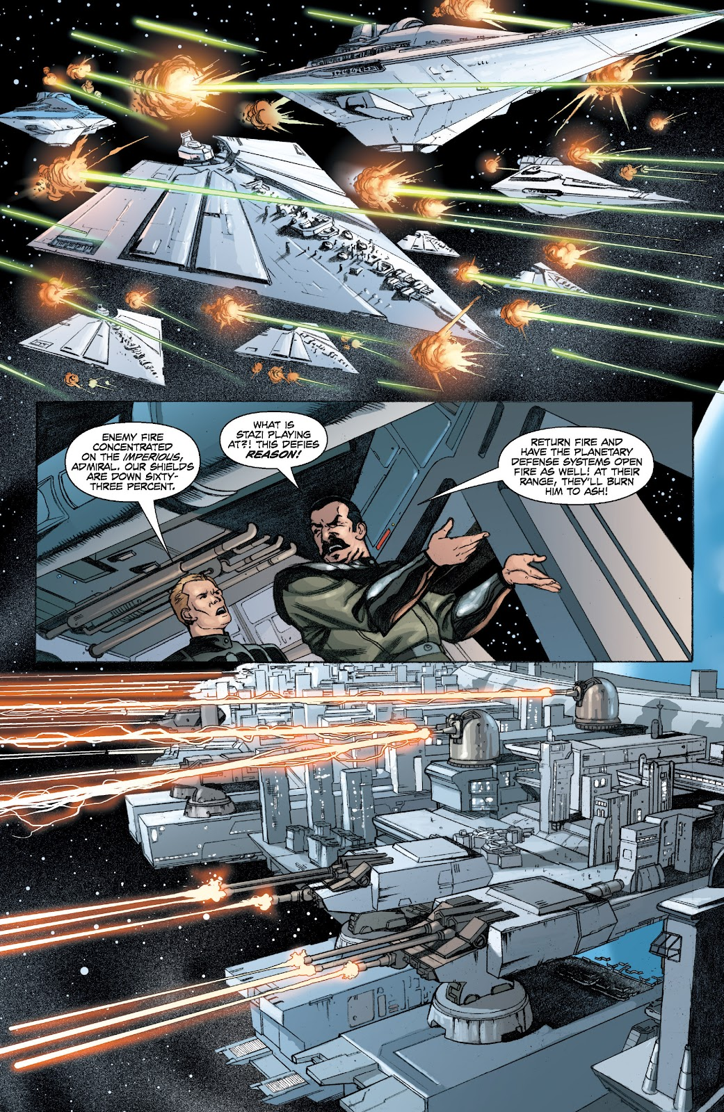 Read online Star Wars Legends: Legacy - Epic Collection comic -  Issue # TPB 2 (Part 1) - 37