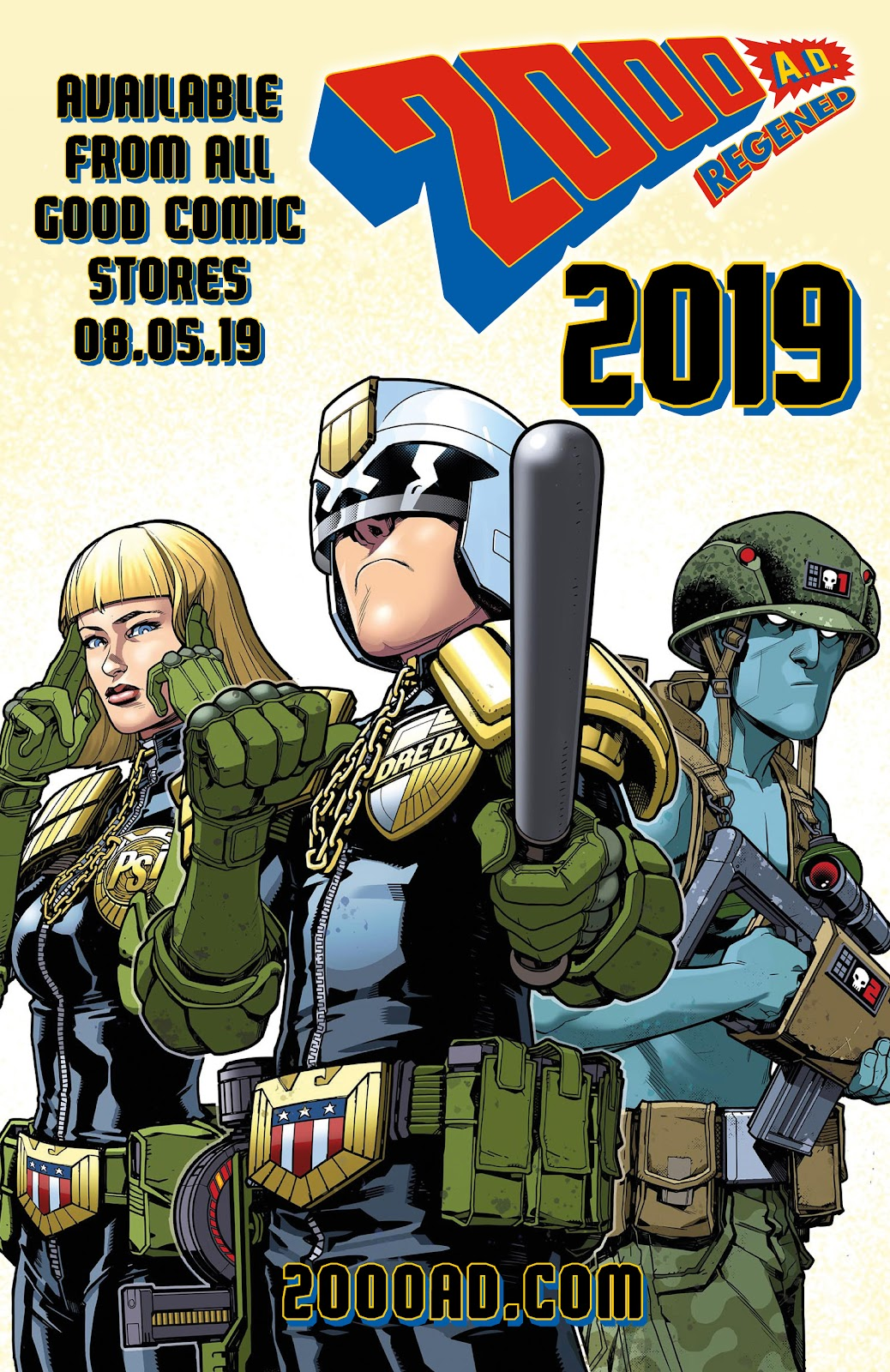 Read online 2000 AD Villains Special comic -  Issue # Full - 35