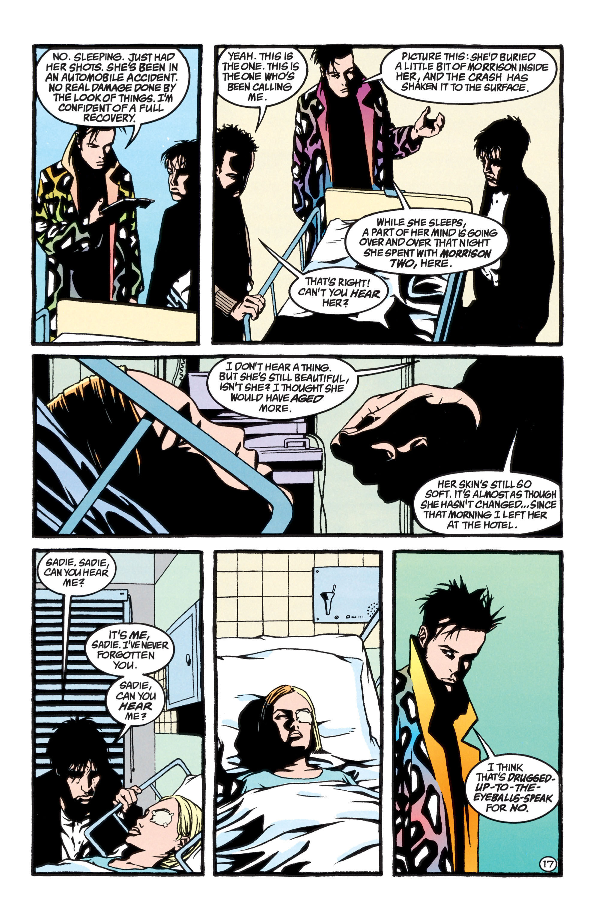 Read online Shade, the Changing Man comic -  Issue #40 - 18