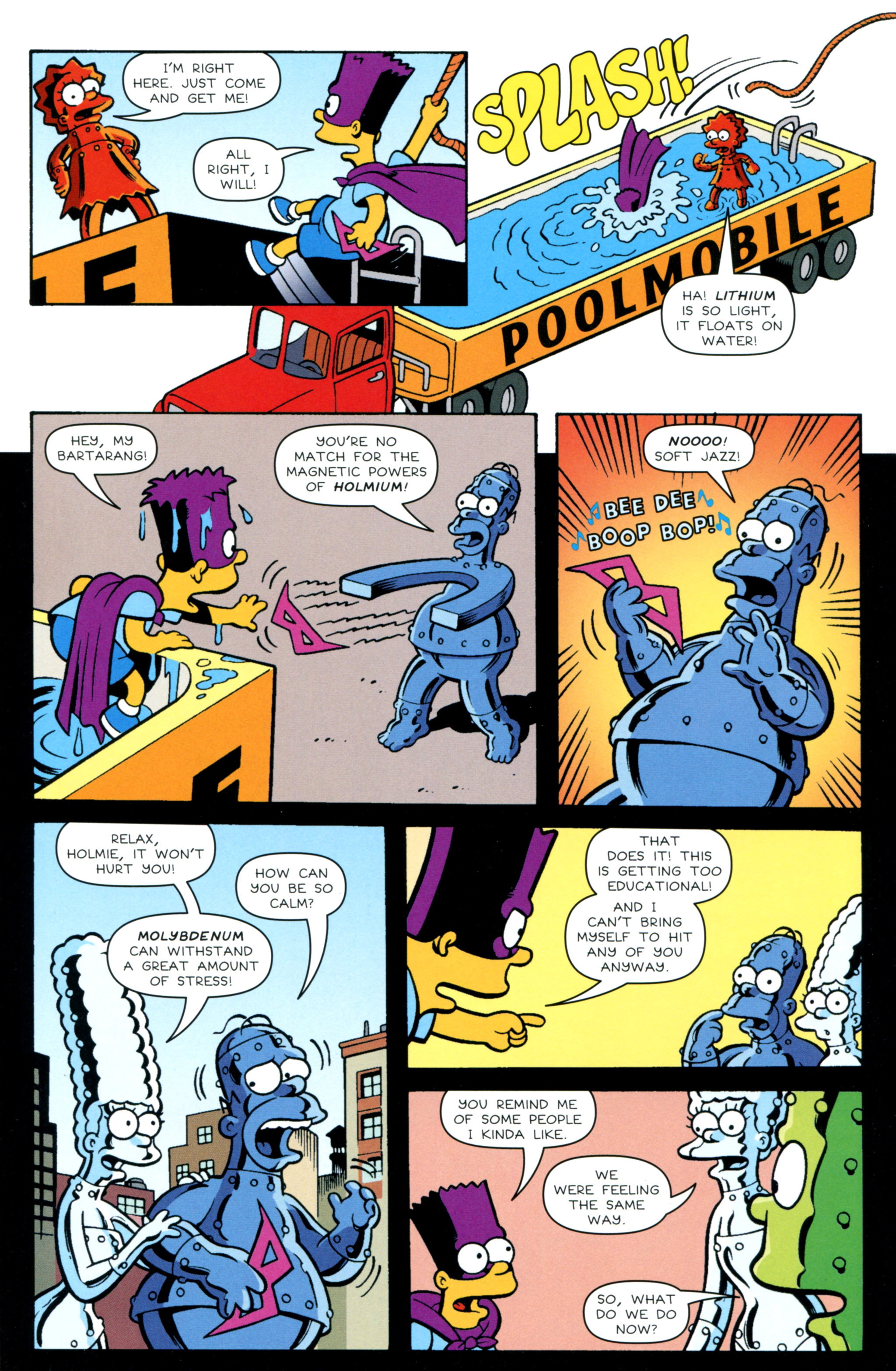 Read online Simpsons Illustrated (2012) comic -  Issue #12 - 40