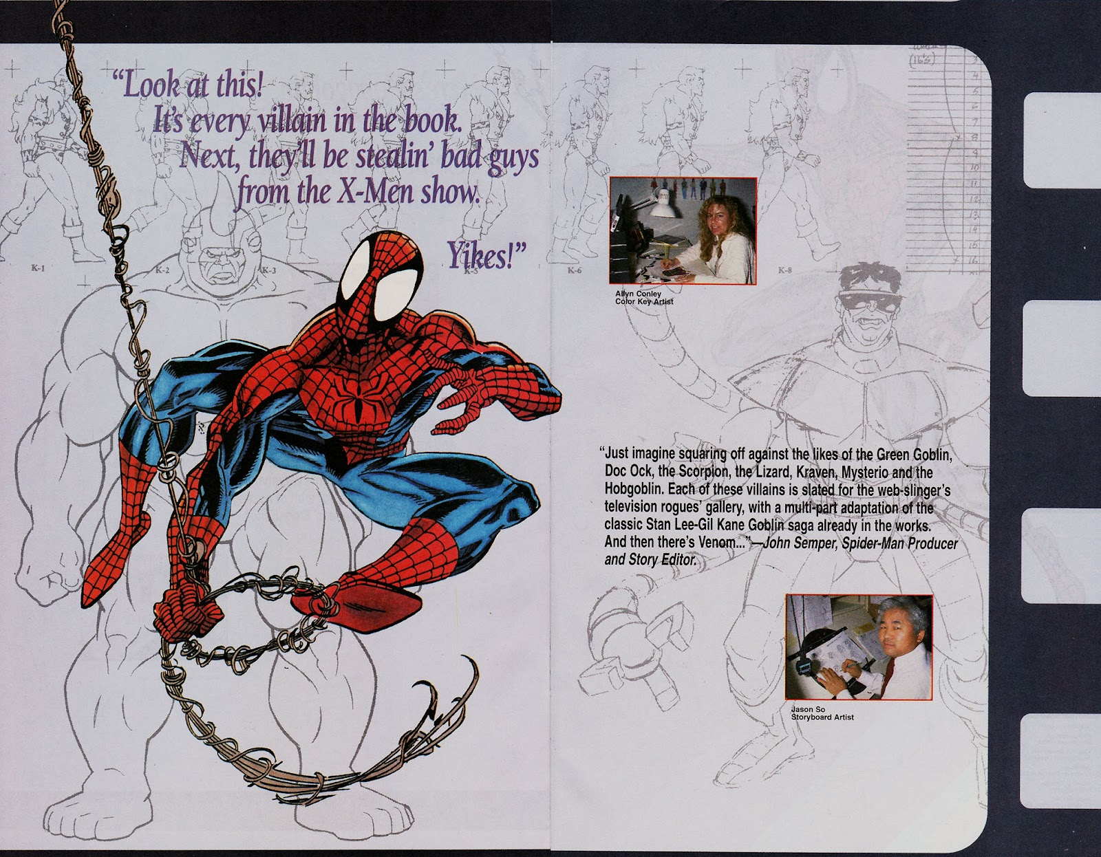 Web of Spider-Man (1985) Issue #113 #123 - English 45