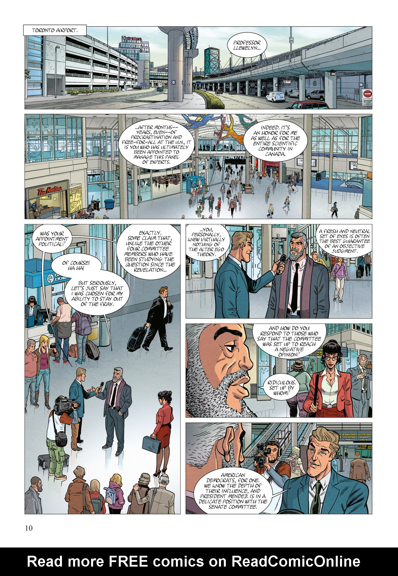 Read online Alter Ego comic -  Issue #10 - 11