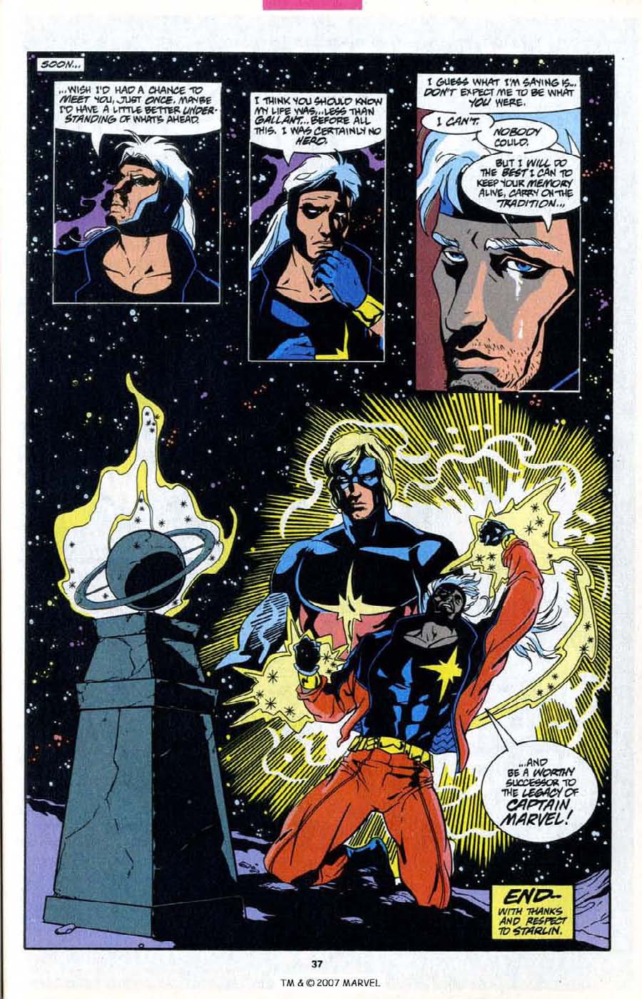 Read online Silver Surfer (1987) comic -  Issue # _Annual 6 - 39