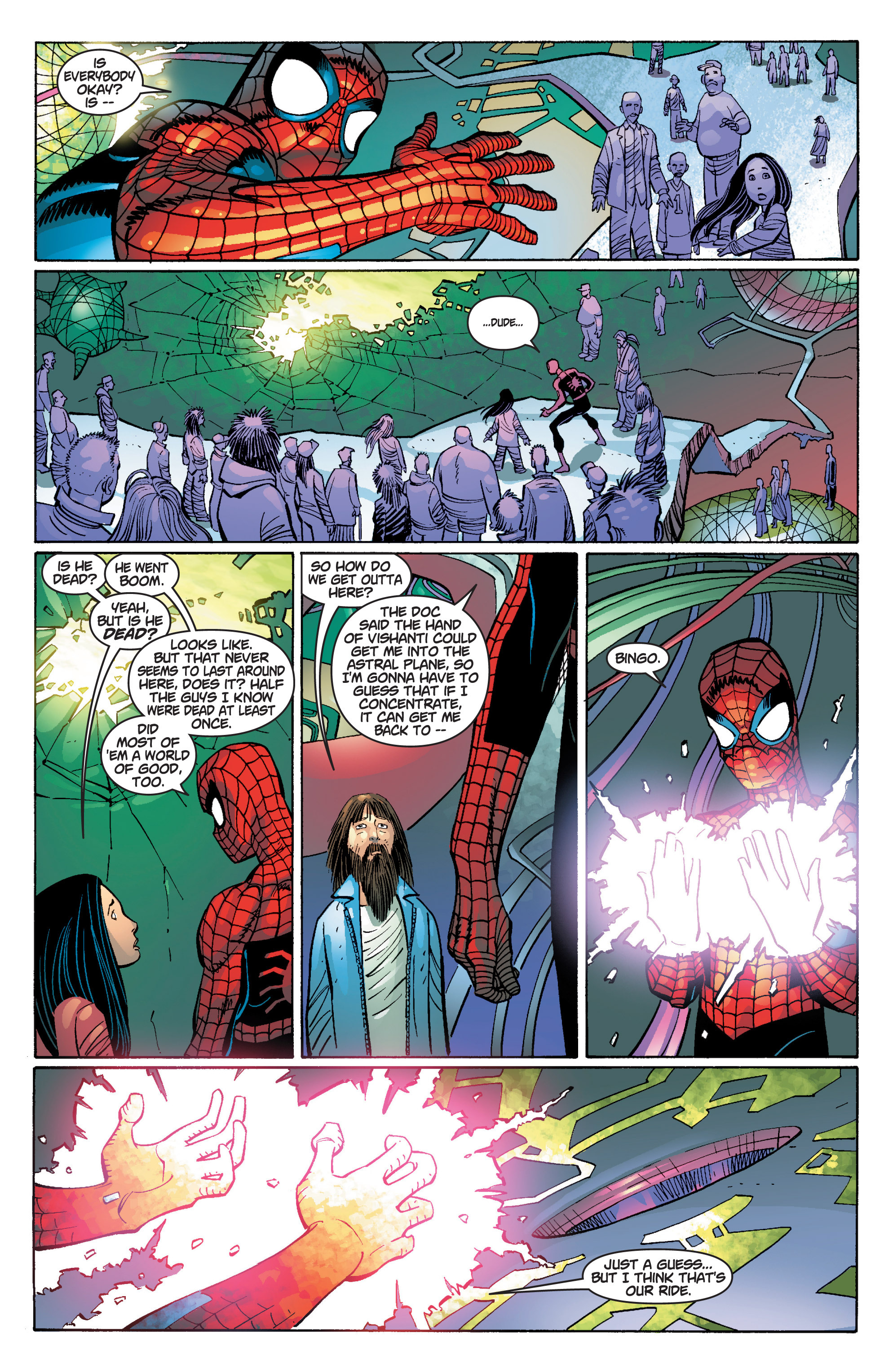 The Amazing Spider-Man (1999) 42 Page 17