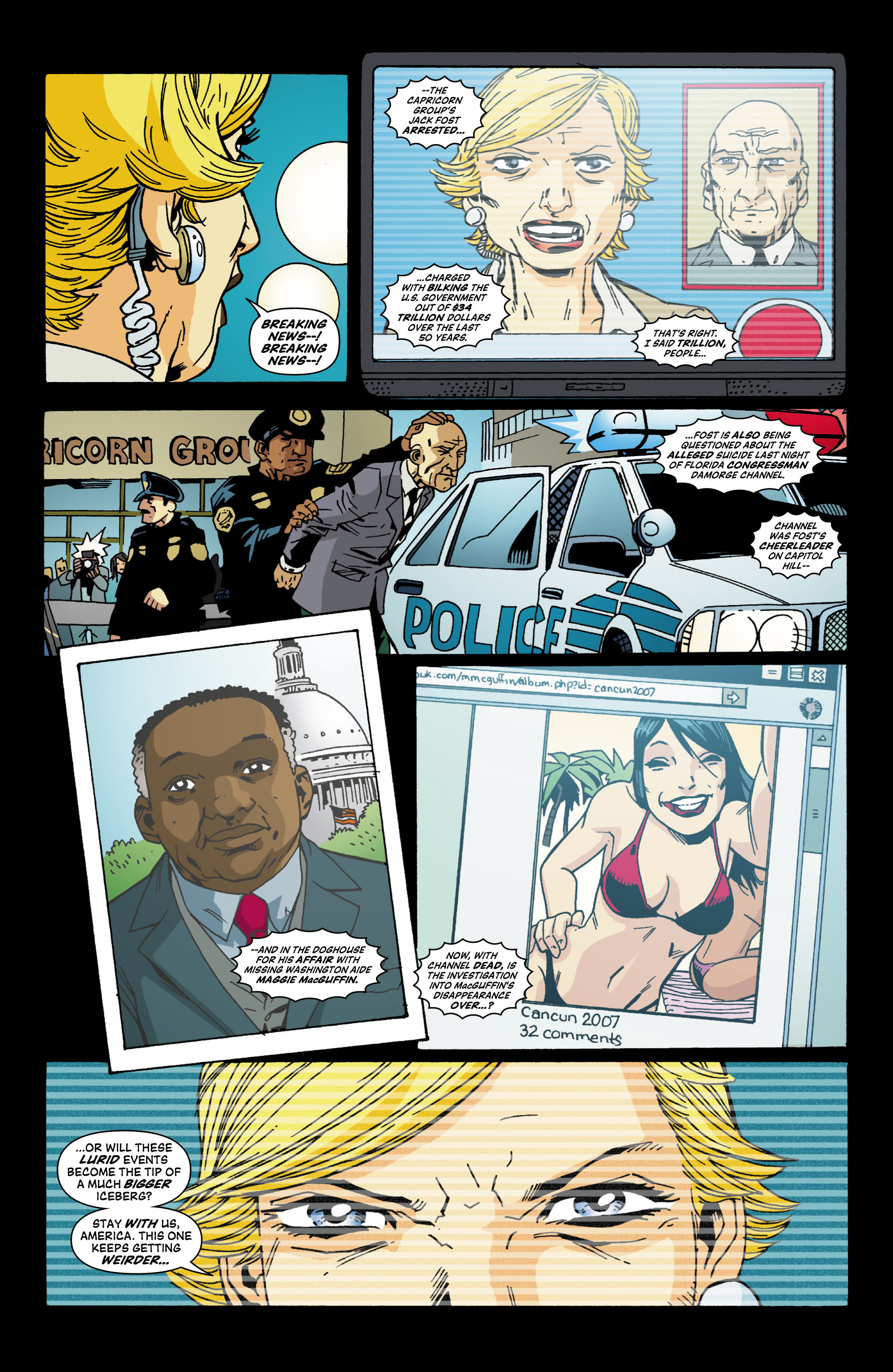 Read online Red Herring comic -  Issue #6 - 11
