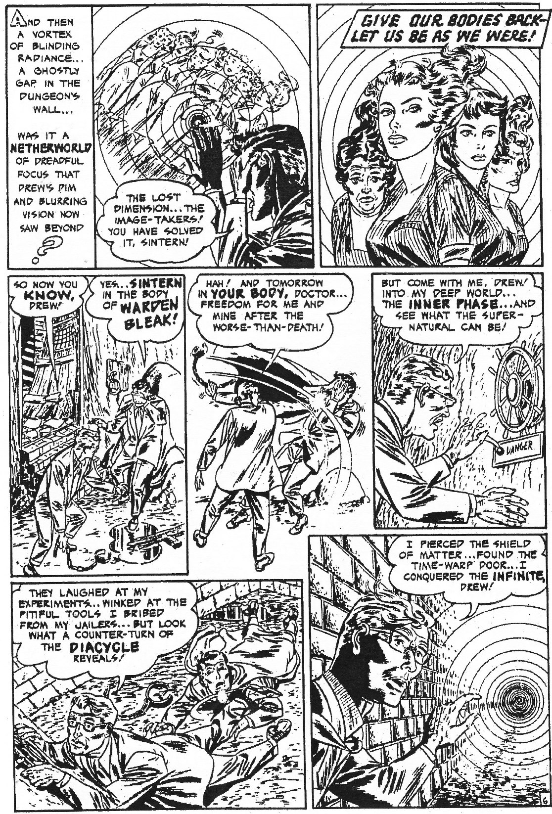Read online Men of Mystery Comics comic -  Issue #70 - 48