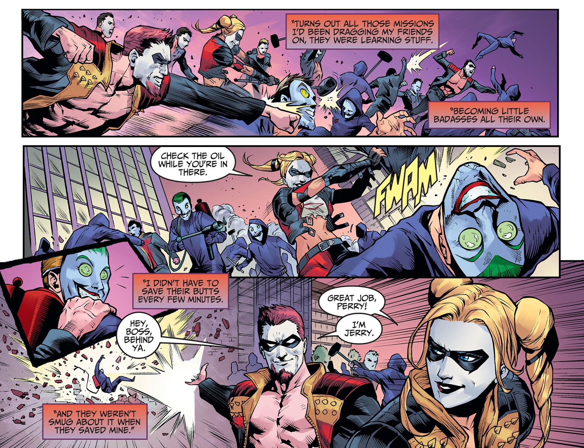 Read online Injustice: Ground Zero comic -  Issue #20 - 15