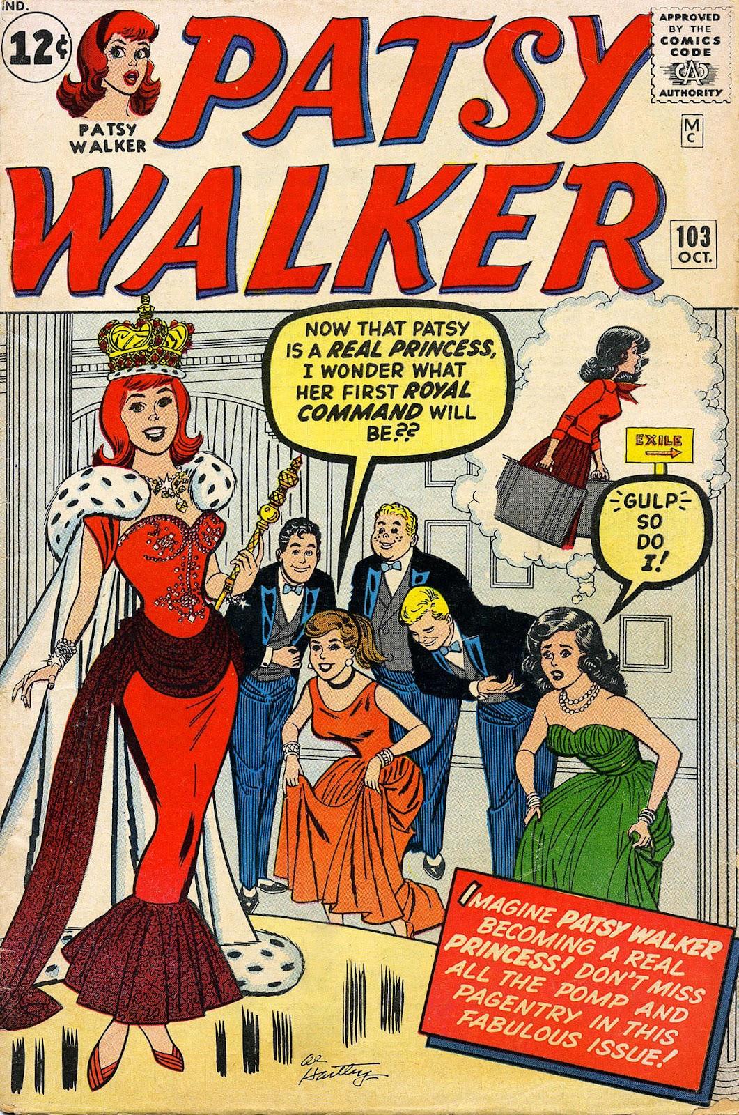 Patsy Walker 103 Page 1