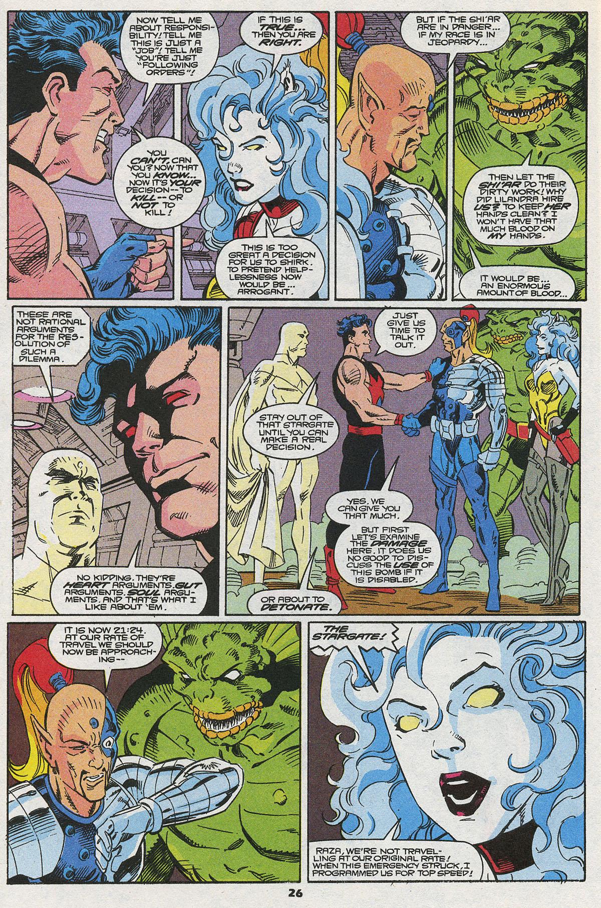 Read online Wonder Man (1991) comic -  Issue #8 - 18