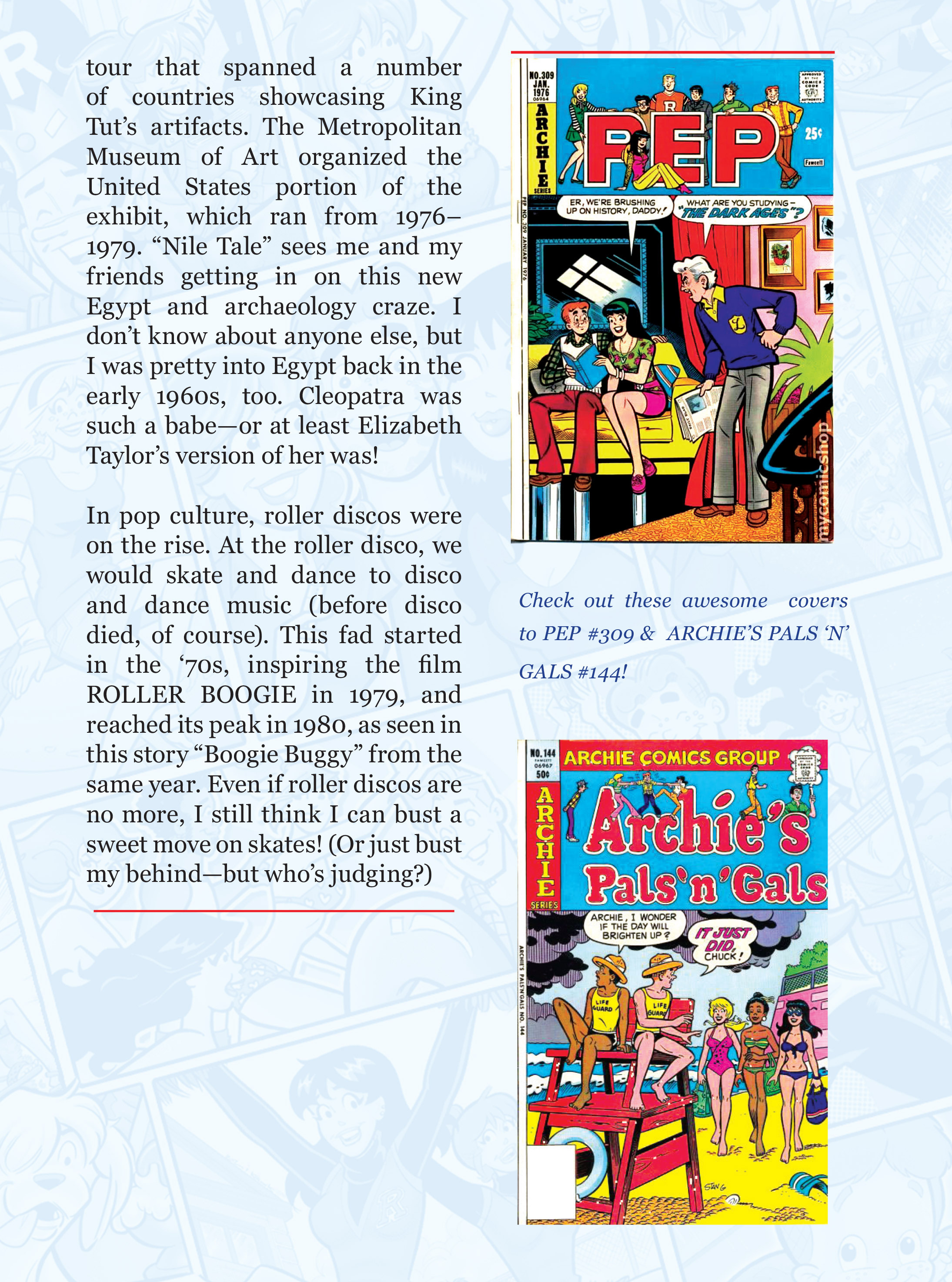 Read online Archie 75th Anniversary Digest comic -  Issue #3 - 120