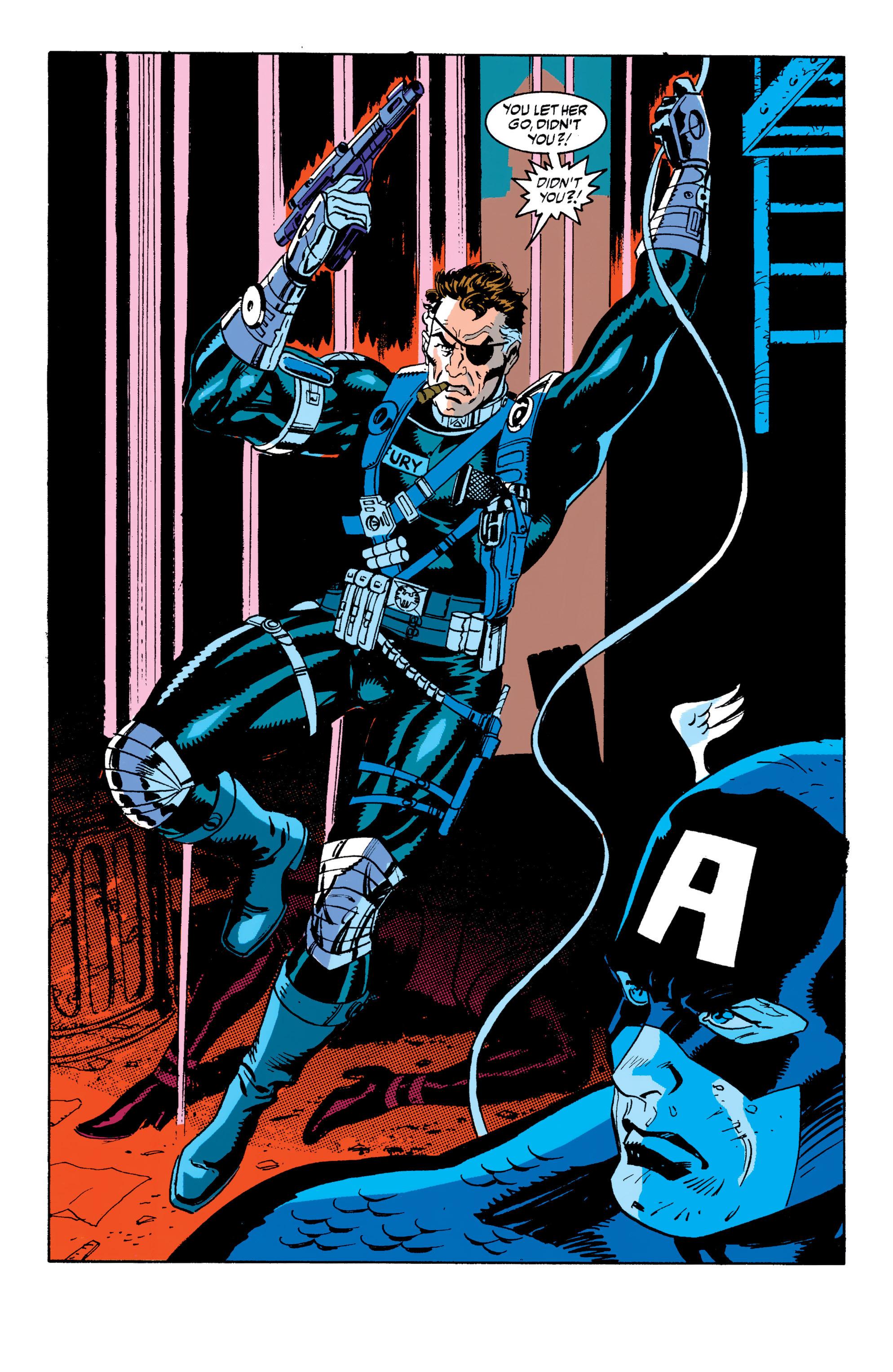 Read online Captain America (1968) comic -  Issue # _Annual 10 - 26