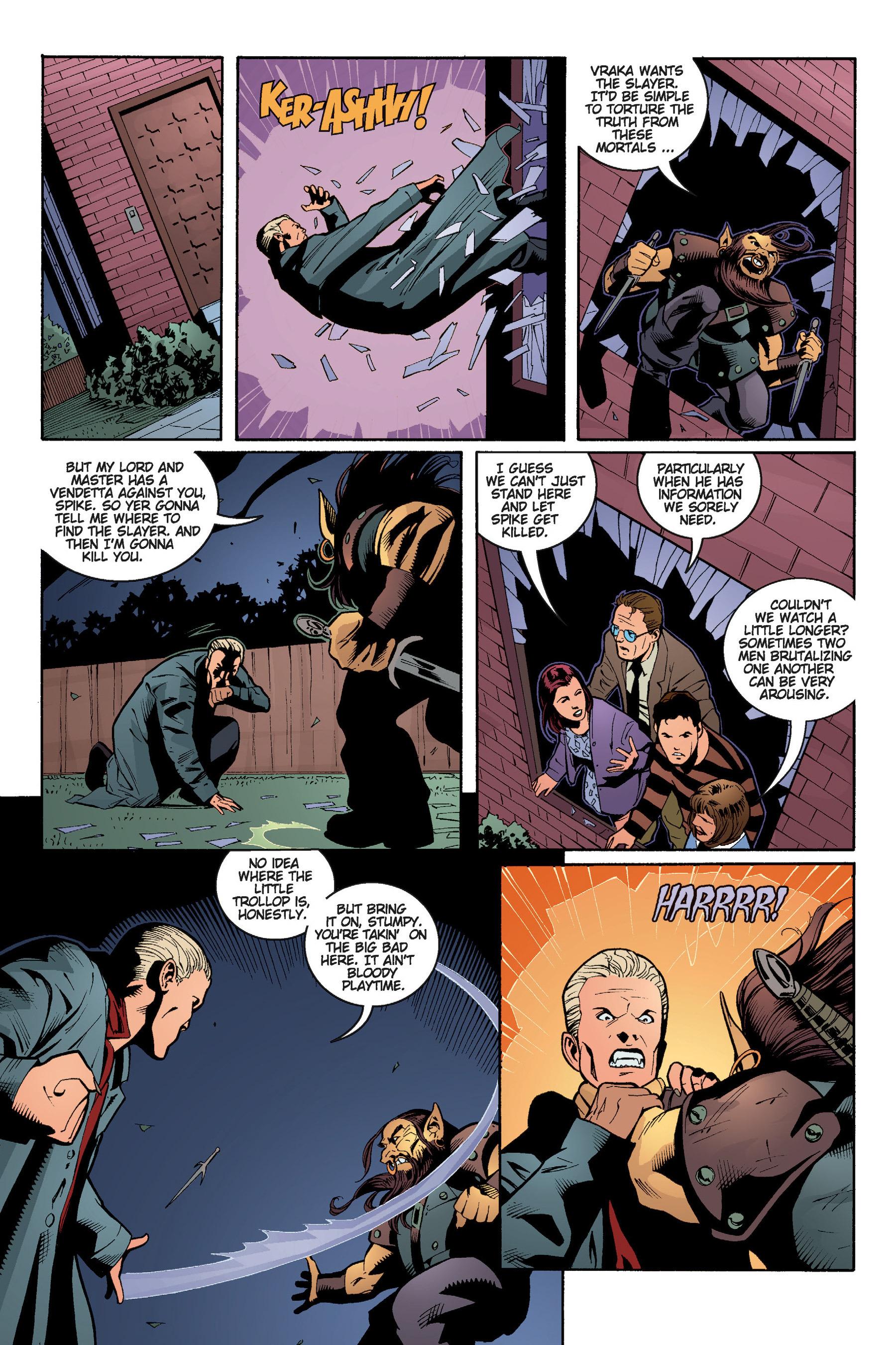 Read online Buffy the Vampire Slayer: Omnibus comic -  Issue # TPB 5 - 180