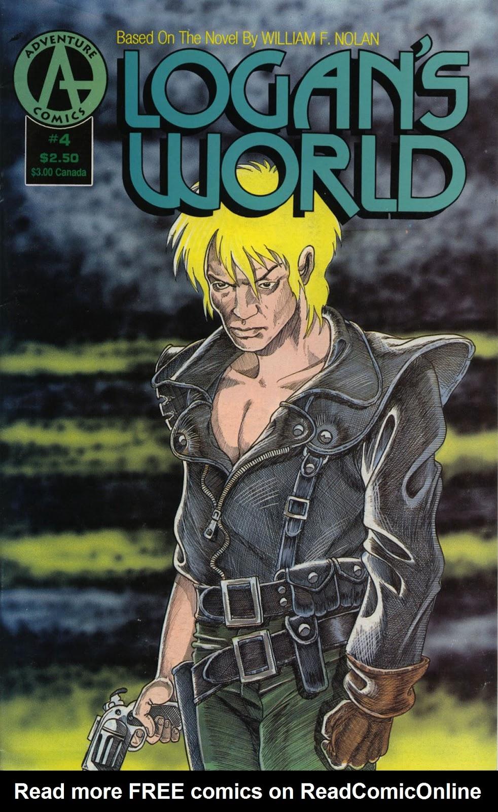 Logans World 4 Page 1