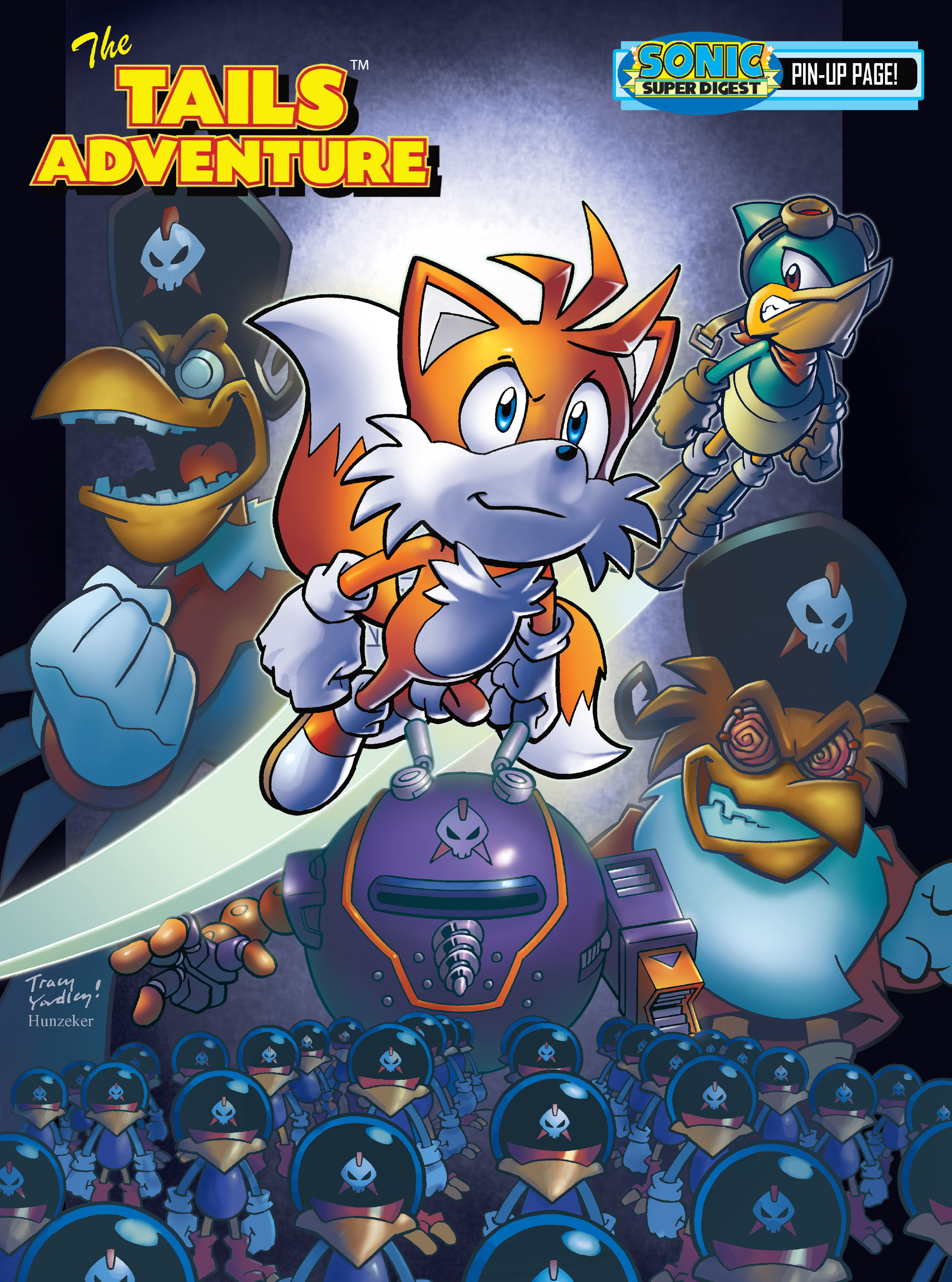 Read online Sonic Super Digest comic -  Issue #8 - 29