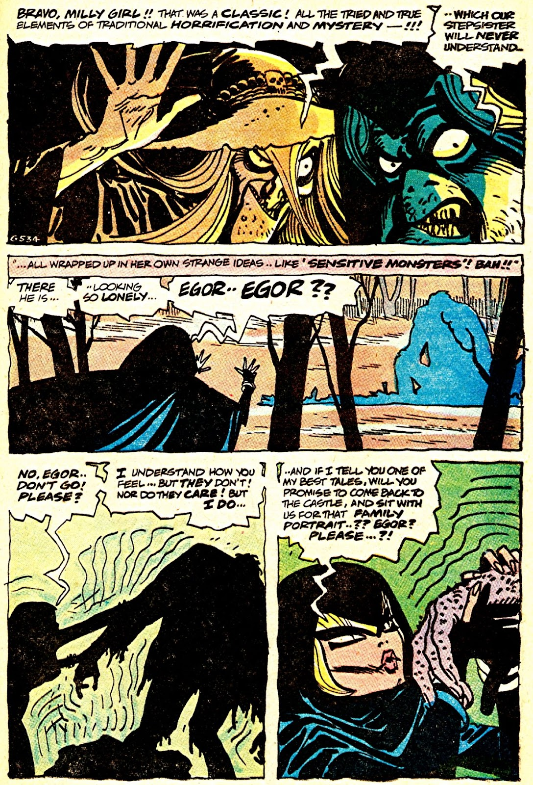 The Witching Hour (1969) issue 7 - Page 18
