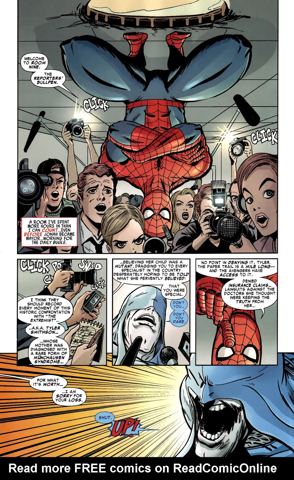Web of Spider-Man (2009) Issue #10 #10 - English 12