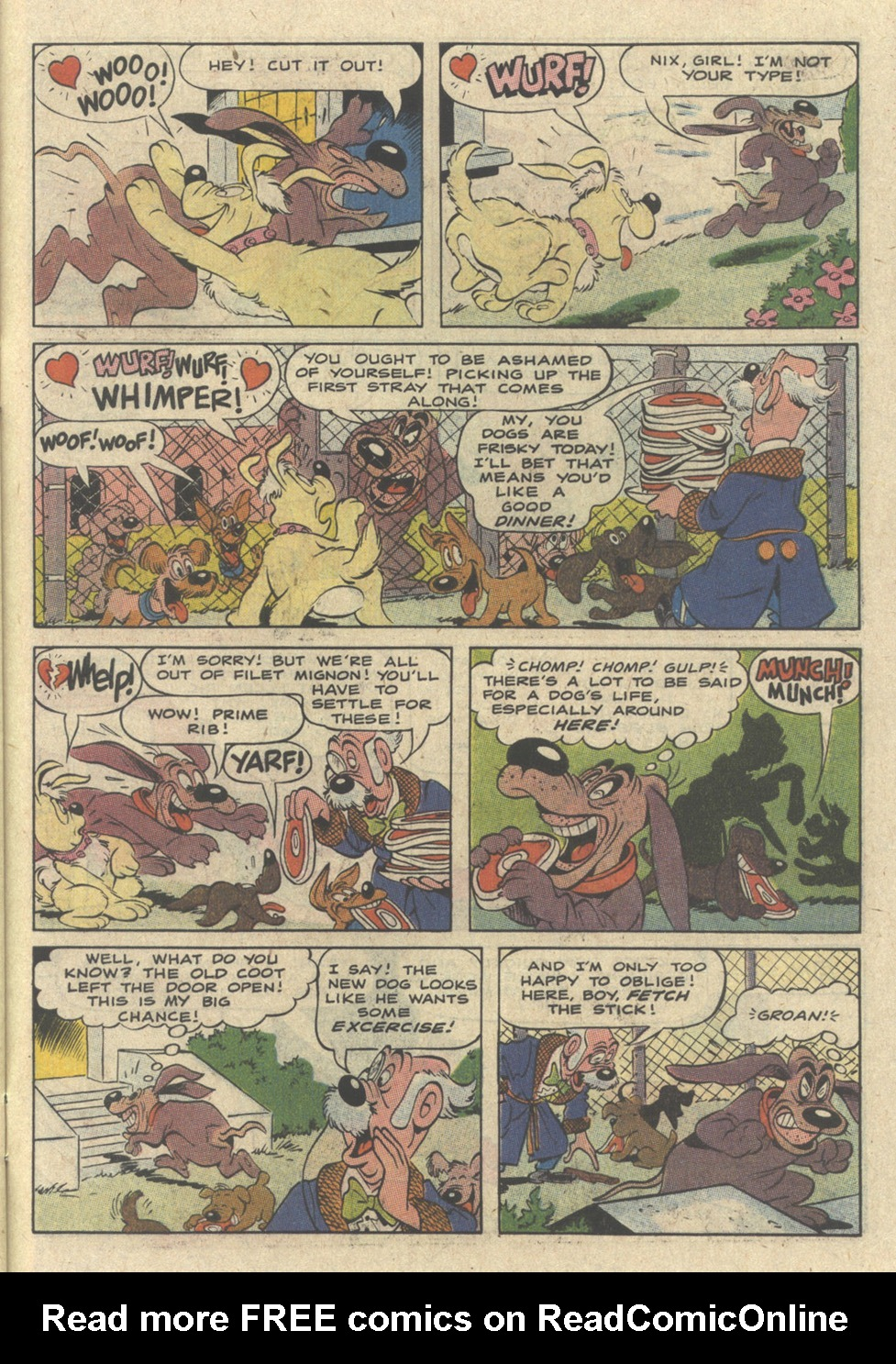 Read online Uncle Scrooge (1953) comic -  Issue #236 - 31
