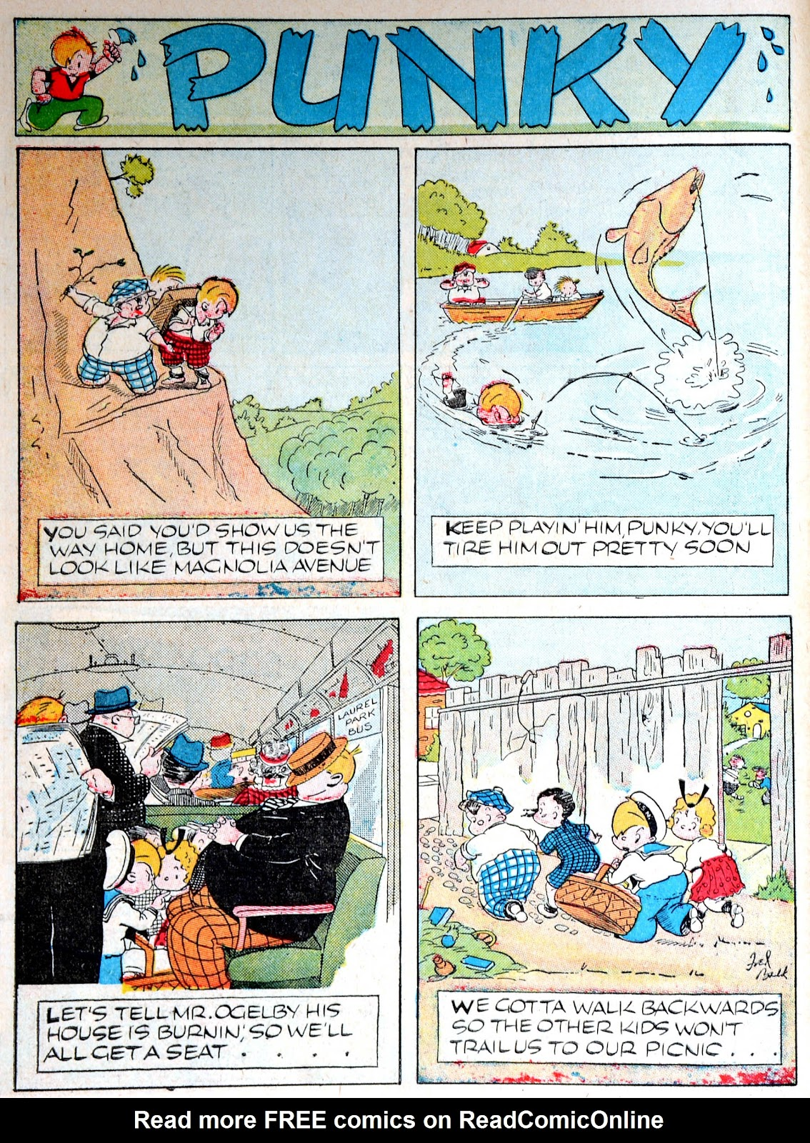 Read online Famous Funnies comic -  Issue #60 - 55
