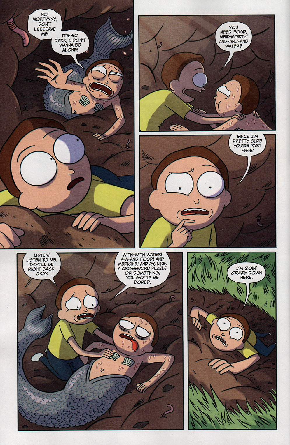 Read online Free Comic Book Day 2017 comic -  Issue # Rick and Morty - 22