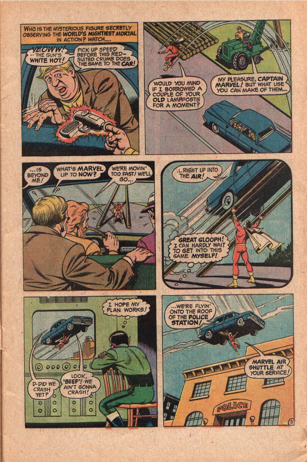 Read online Shazam! (1973) comic -  Issue #19 - 5