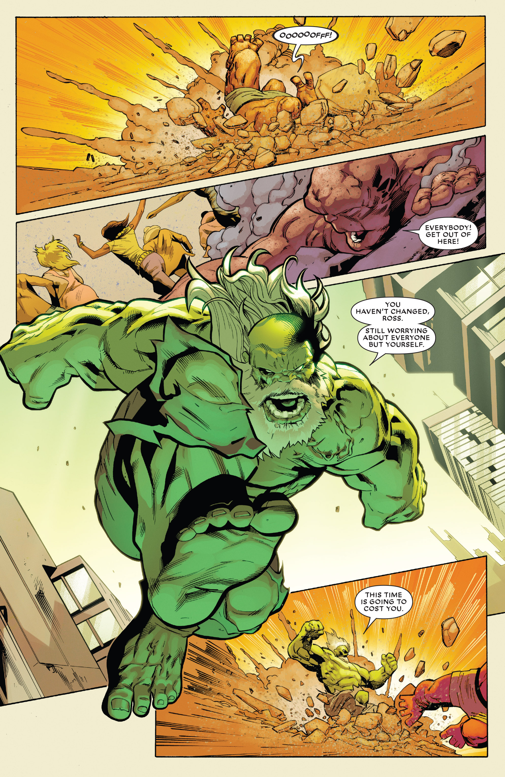 Read online Future Imperfect comic -  Issue #2 - 12