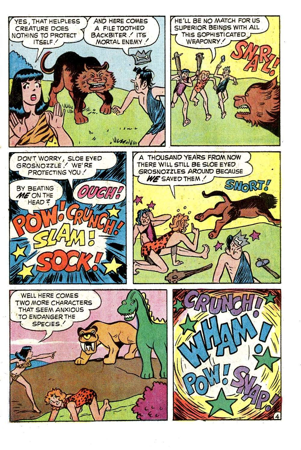 Read online Archie (1960) comic -  Issue #245 - 23