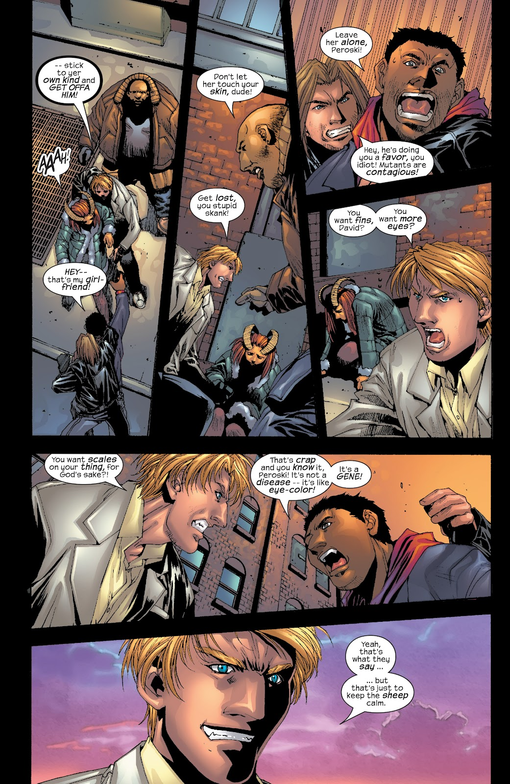 Read online X-Men: Unstoppable comic -  Issue # TPB (Part 2) - 96