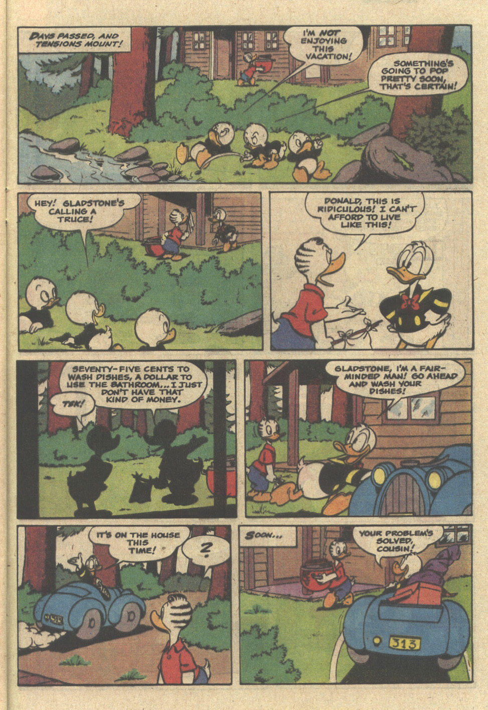 Walt Disney's Donald Duck (1986) issue 272 - Page 29