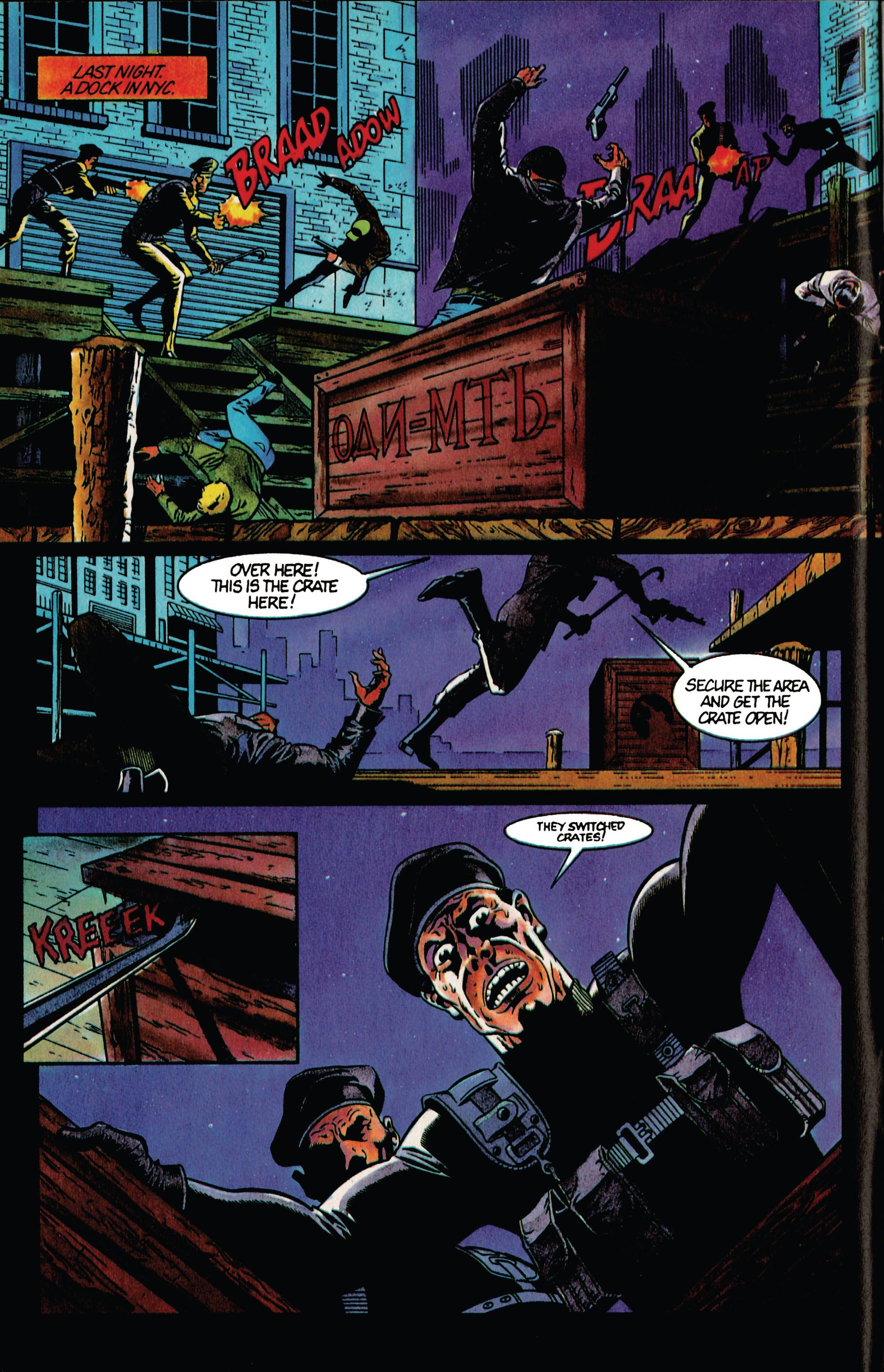 Read online Eternal Warrior (1992) comic -  Issue #36 - 7