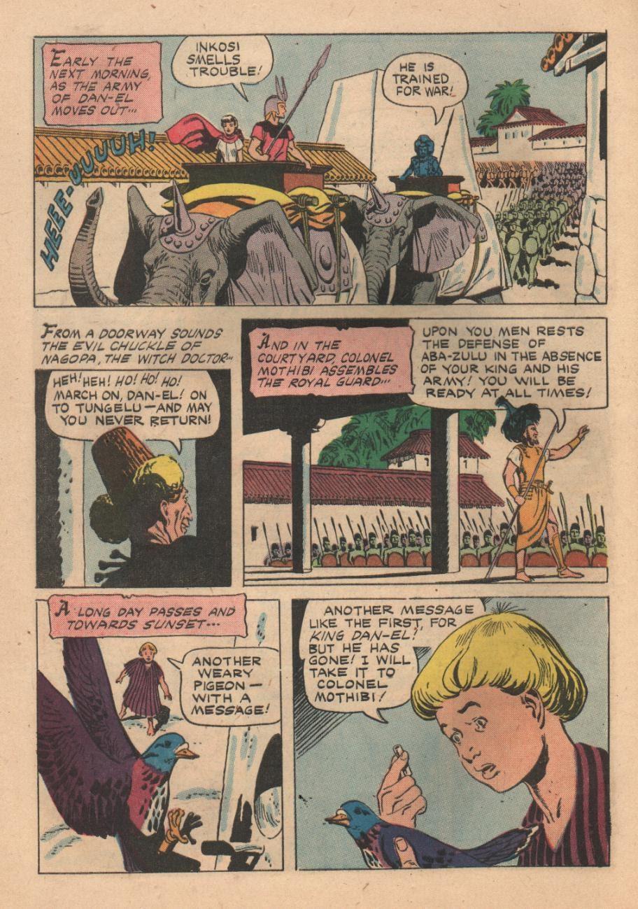 Tarzan (1948) issue 84 - Page 32
