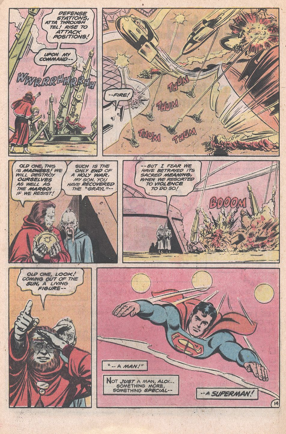 Read online Action Comics (1938) comic -  Issue #517 - 20