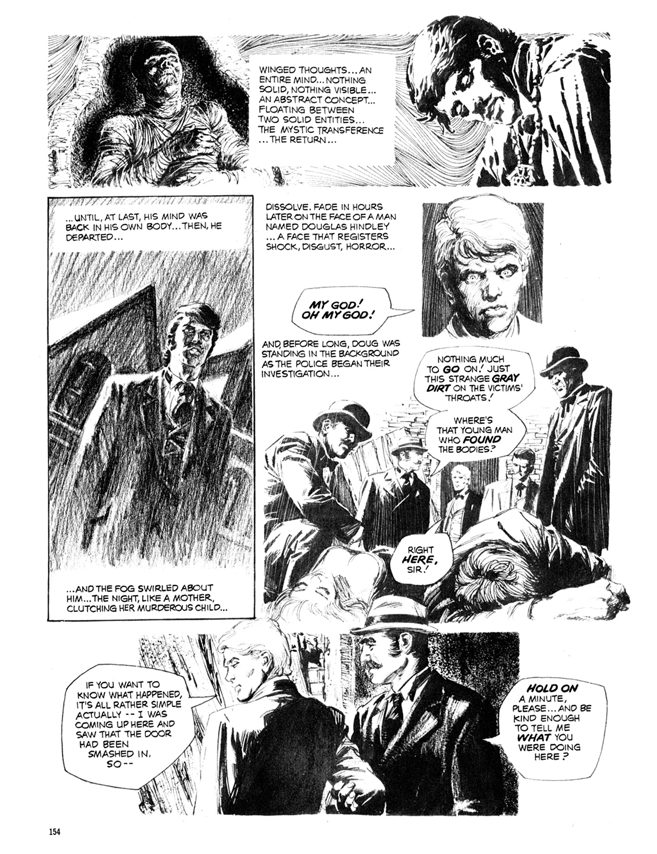 Read online Eerie Archives comic -  Issue # TPB 10 - 155
