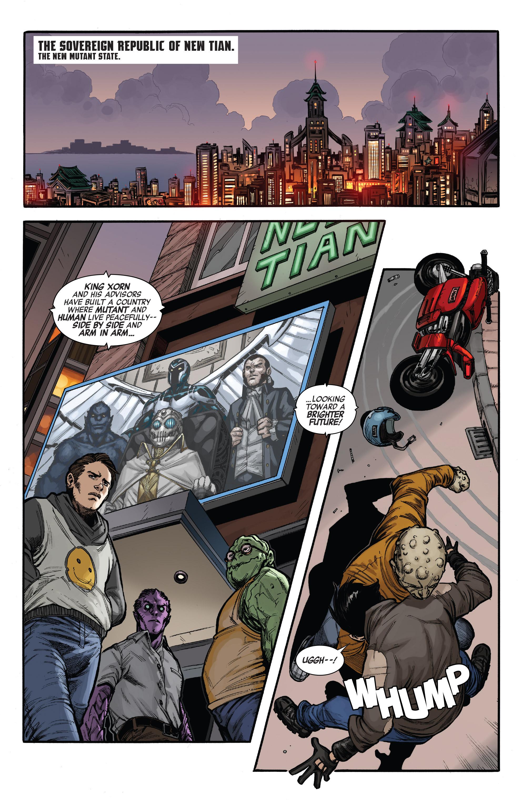 Read online Secret Empire: United comic -  Issue # Full - 3