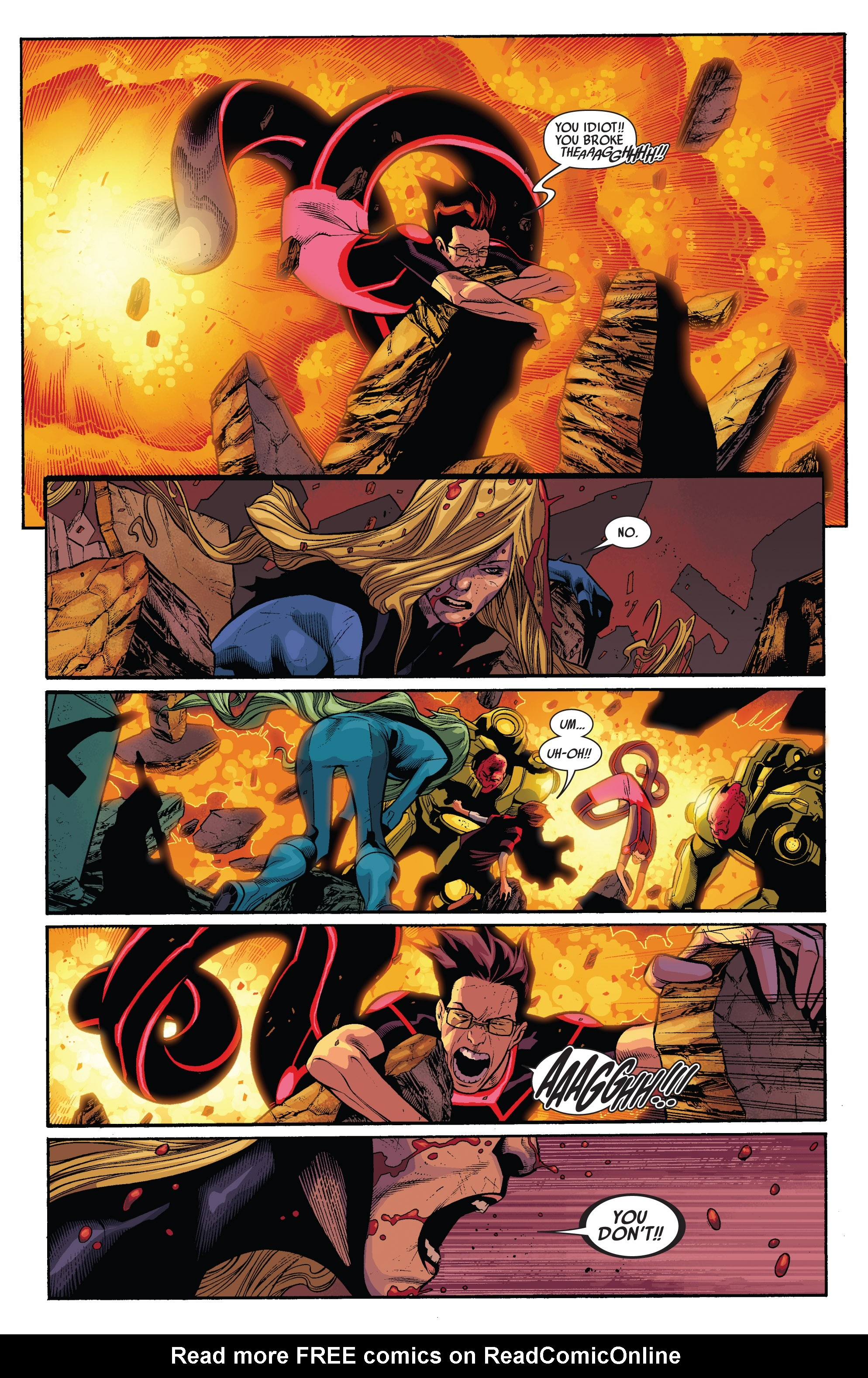 Read online Ultimate Comics Doomsday comic -  Issue # Full - 174