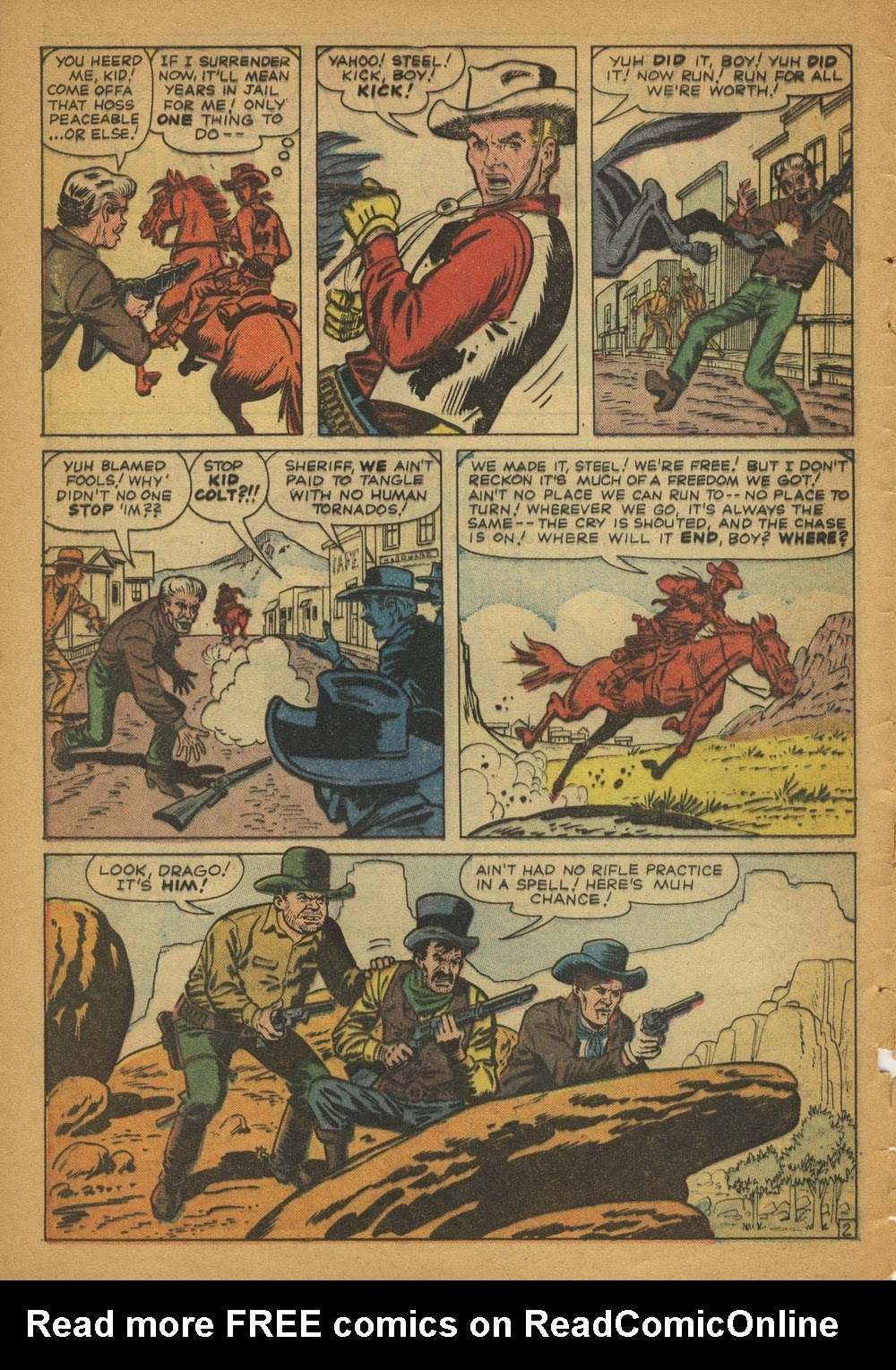 Kid Colt Outlaw issue 97 - Page 4