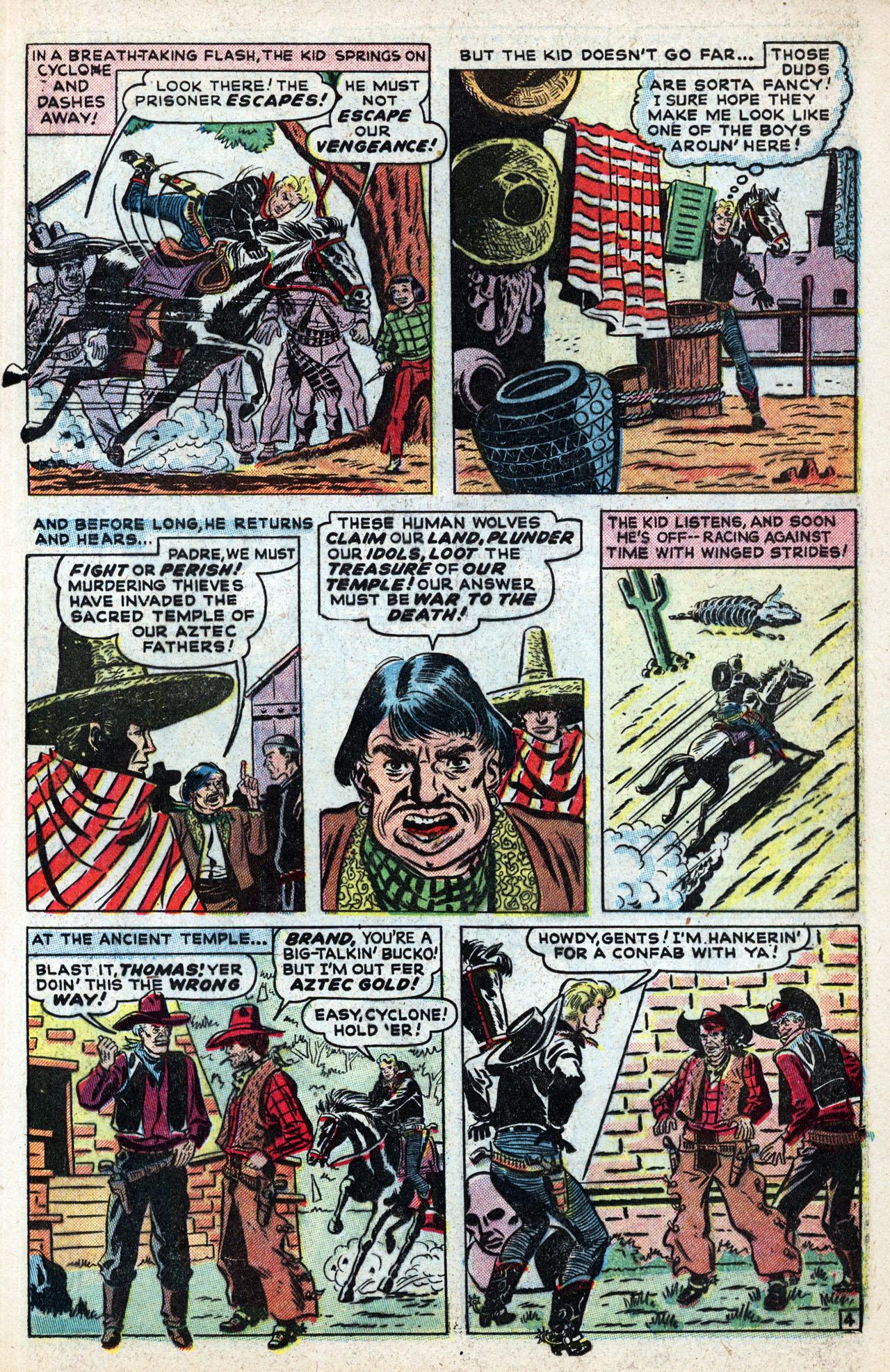 Read online Two-Gun Kid comic -  Issue #4 - 31