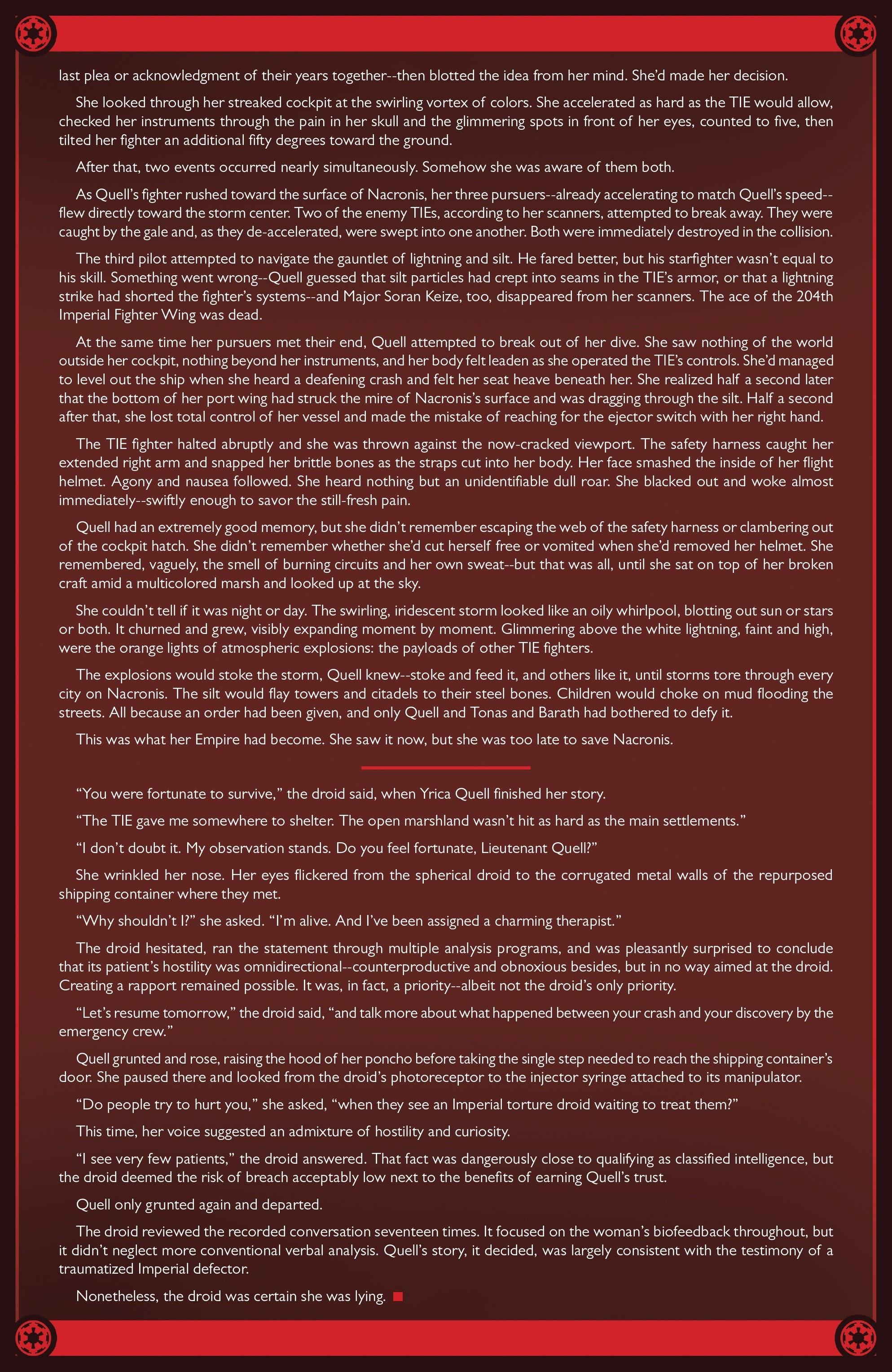 Star Wars: Tie Fighter 1 Page 25