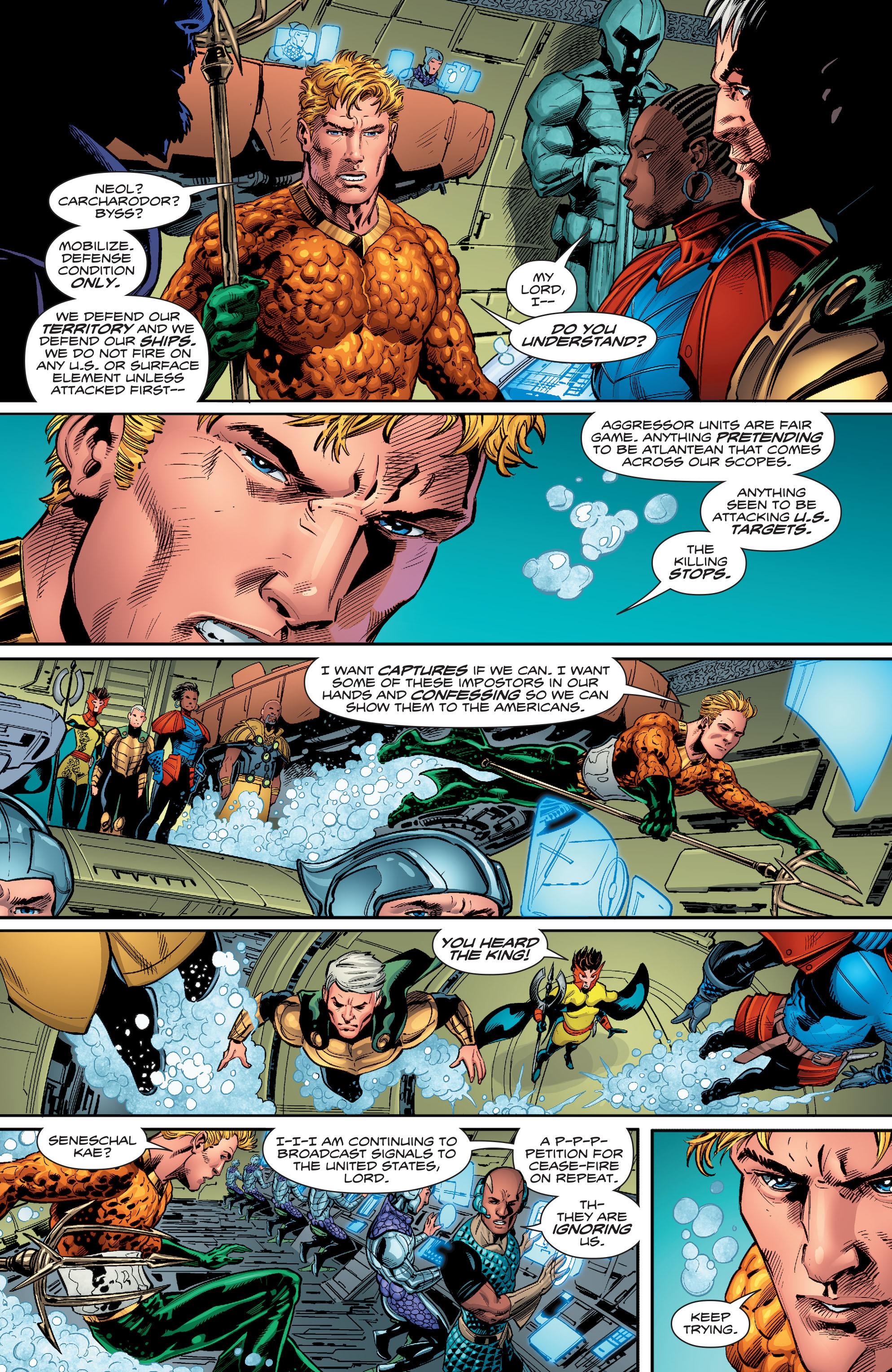 Read online Aquaman (2016) comic -  Issue #12 - 10