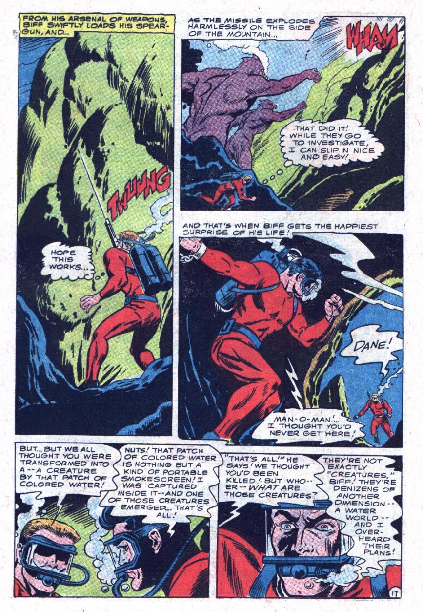 Read online Sea Devils comic -  Issue #35 - 25