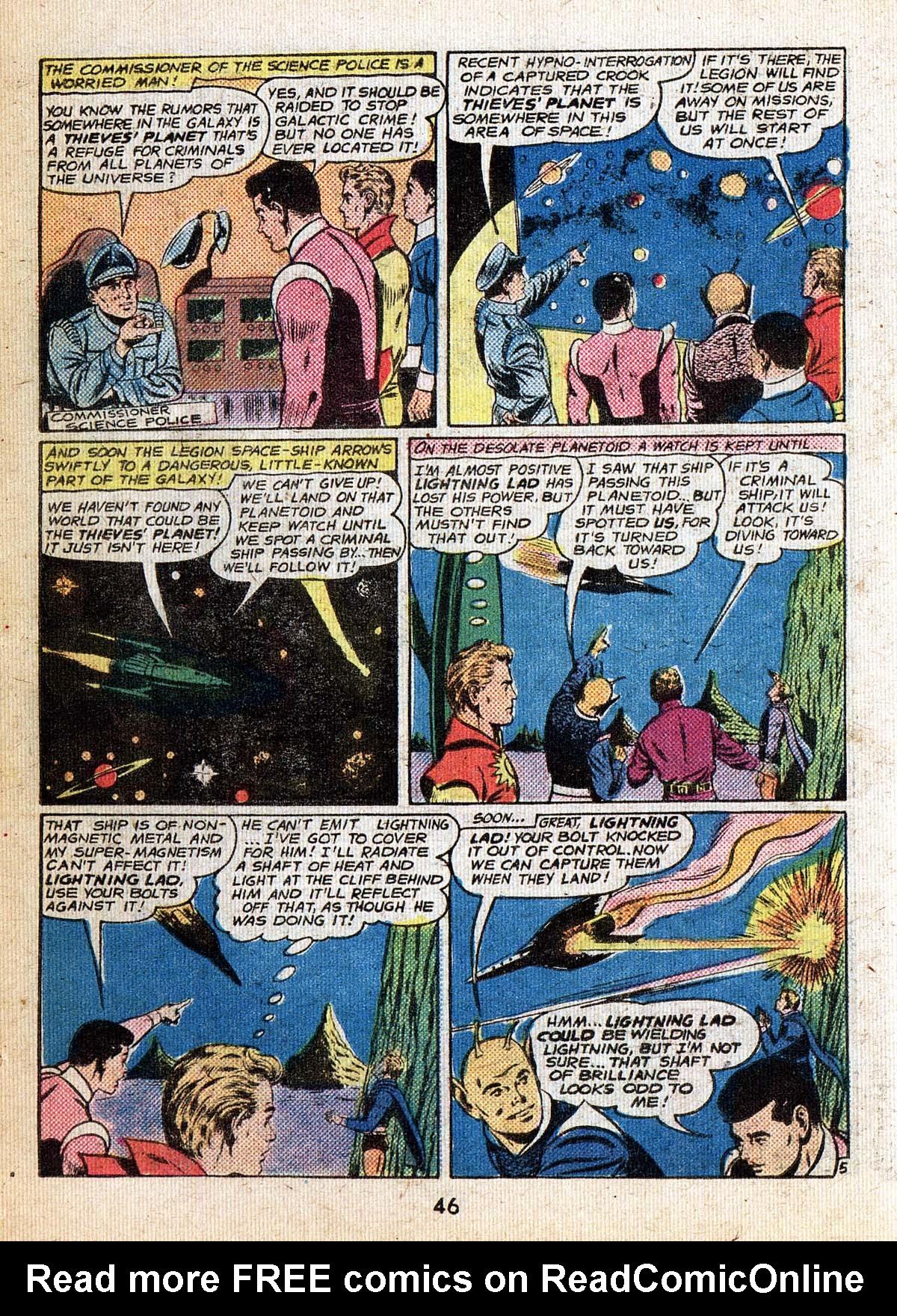 Read online Adventure Comics (1938) comic -  Issue #500 - 46