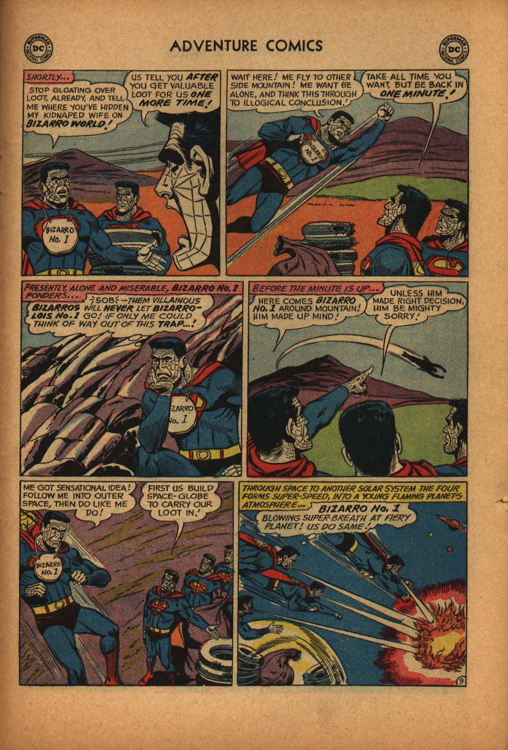 Read online Adventure Comics (1938) comic -  Issue #291 - 29