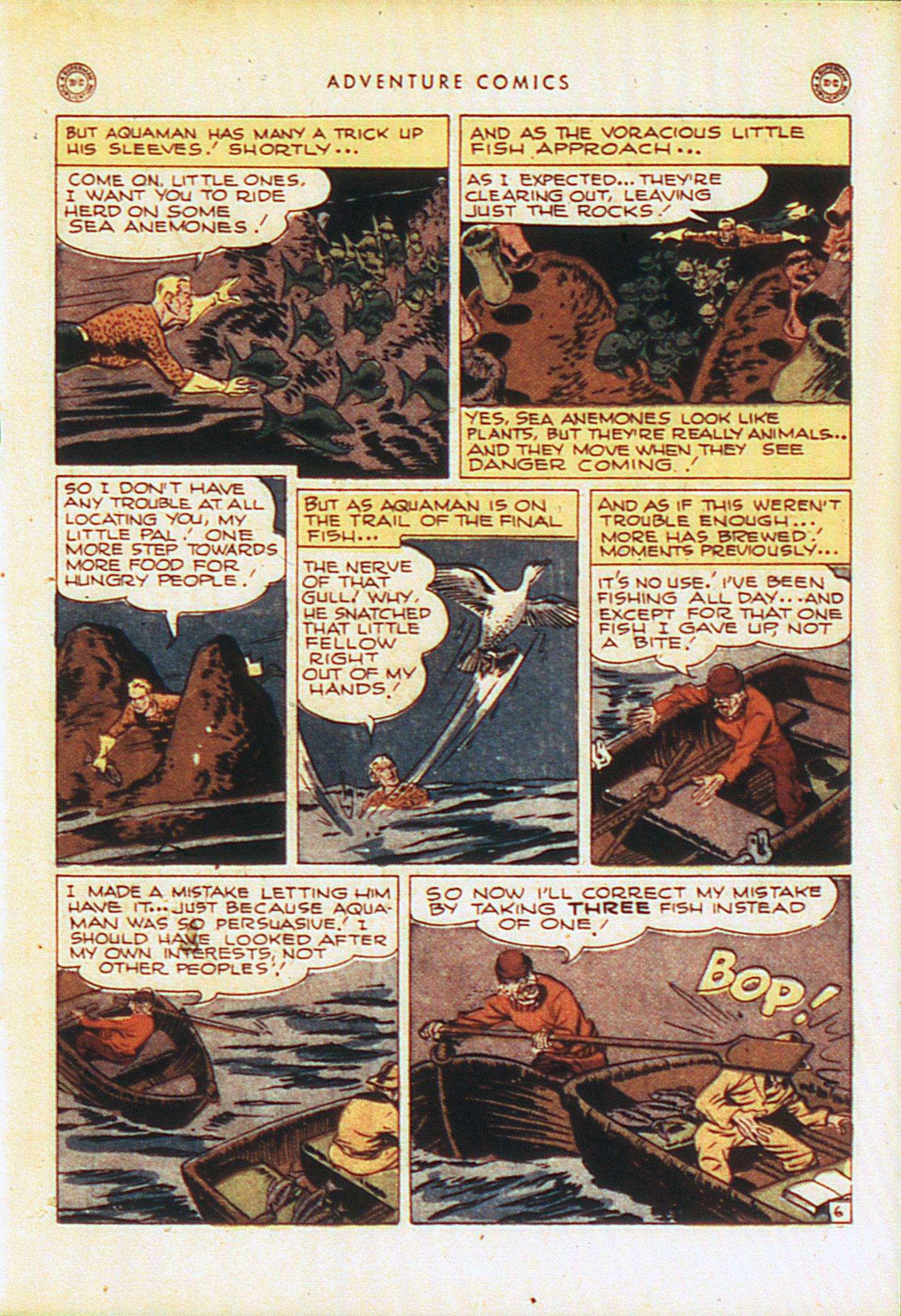 Read online Adventure Comics (1938) comic -  Issue #104 - 28