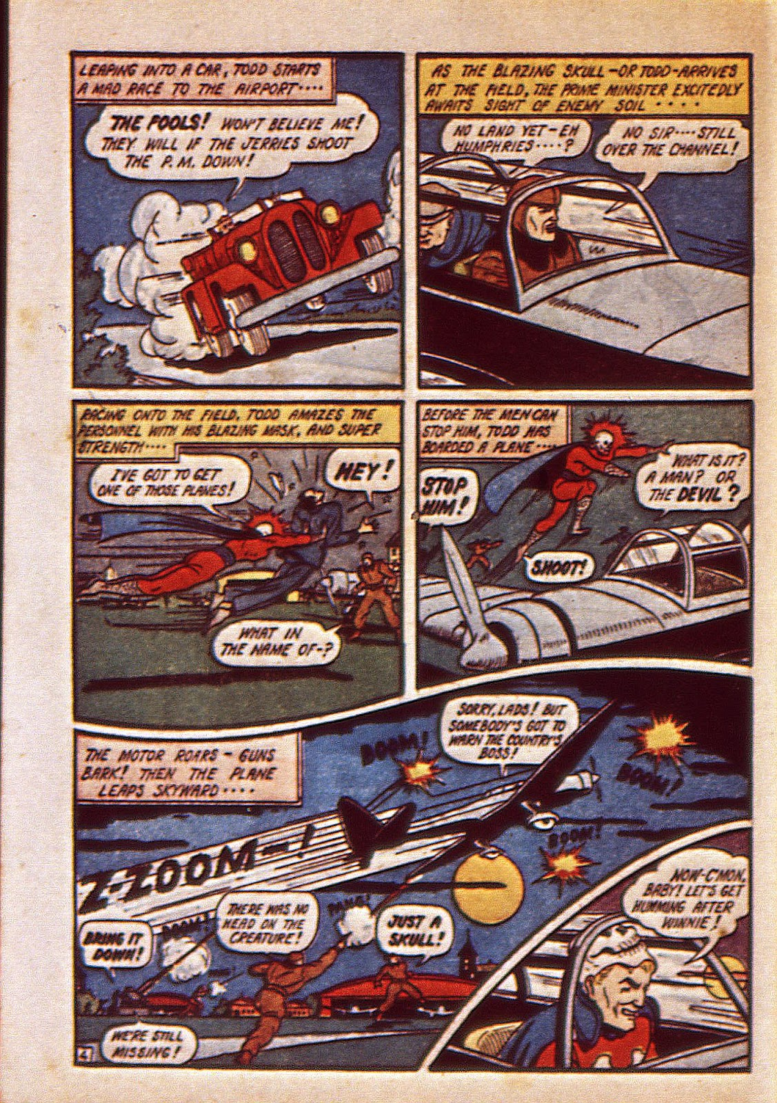 Mystic Comics (1940) issue 6 - Page 63