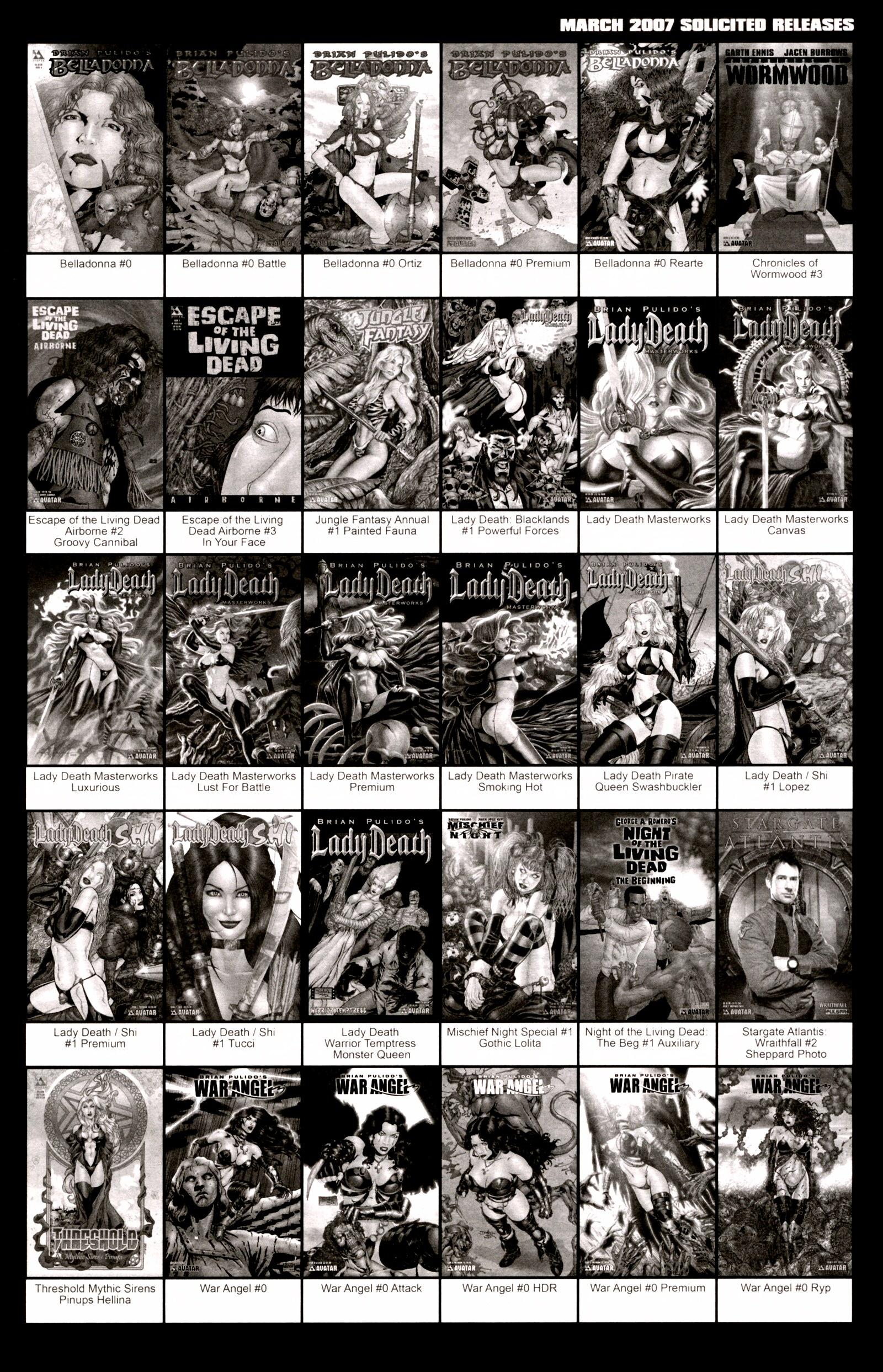 Read online Jungle Fantasy (2002) comic -  Issue # _Annual 1 - 34